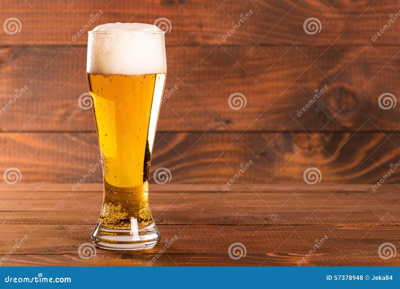 Het glas van het bier
