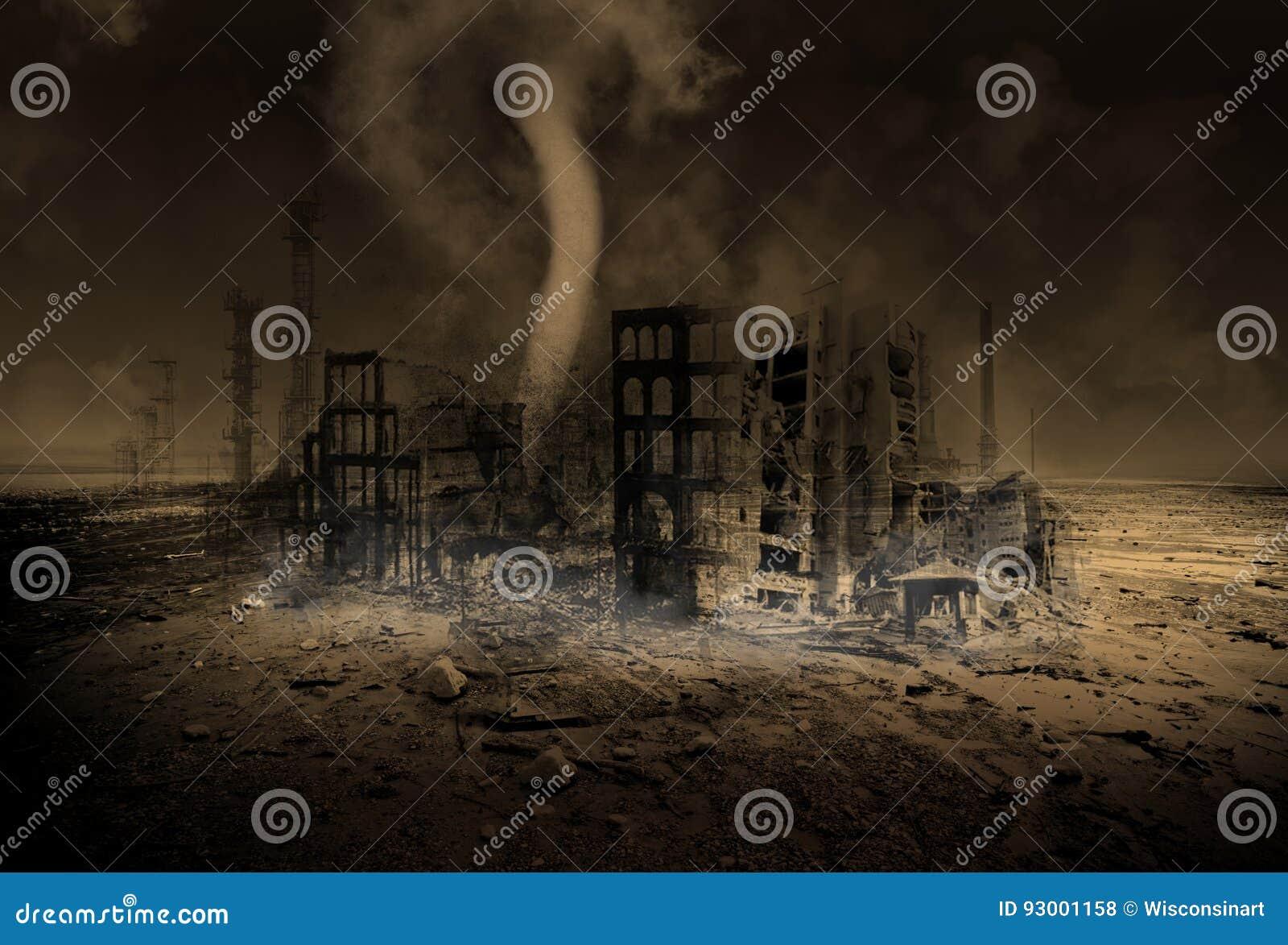 Het globale Verwarmen, Klimaatverandering, Apocalyps