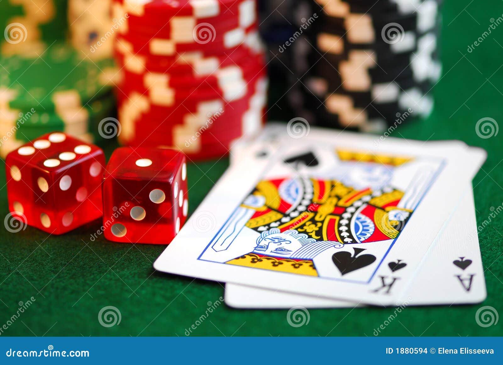 Het gokken
