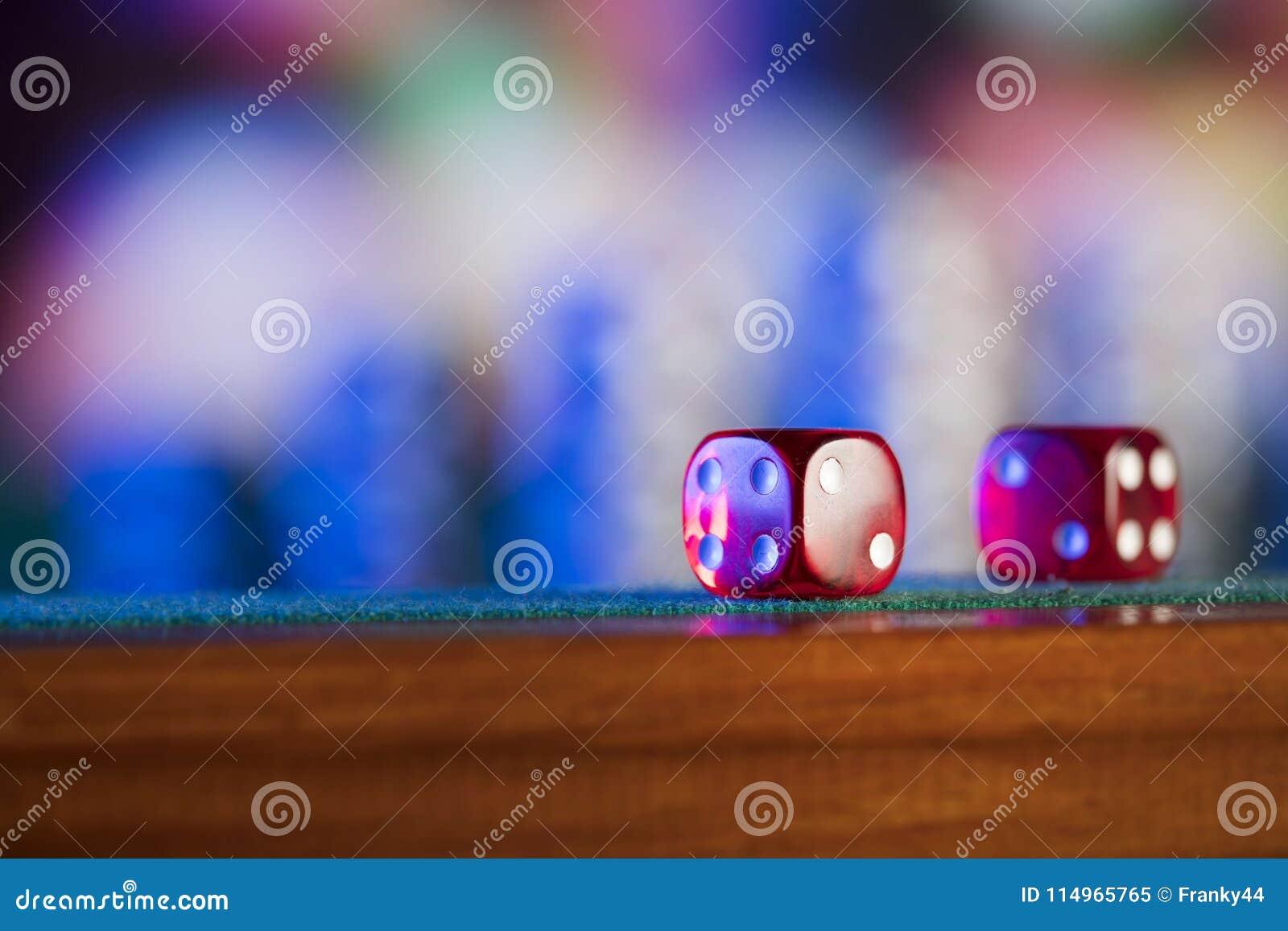 Het gokken Thema E