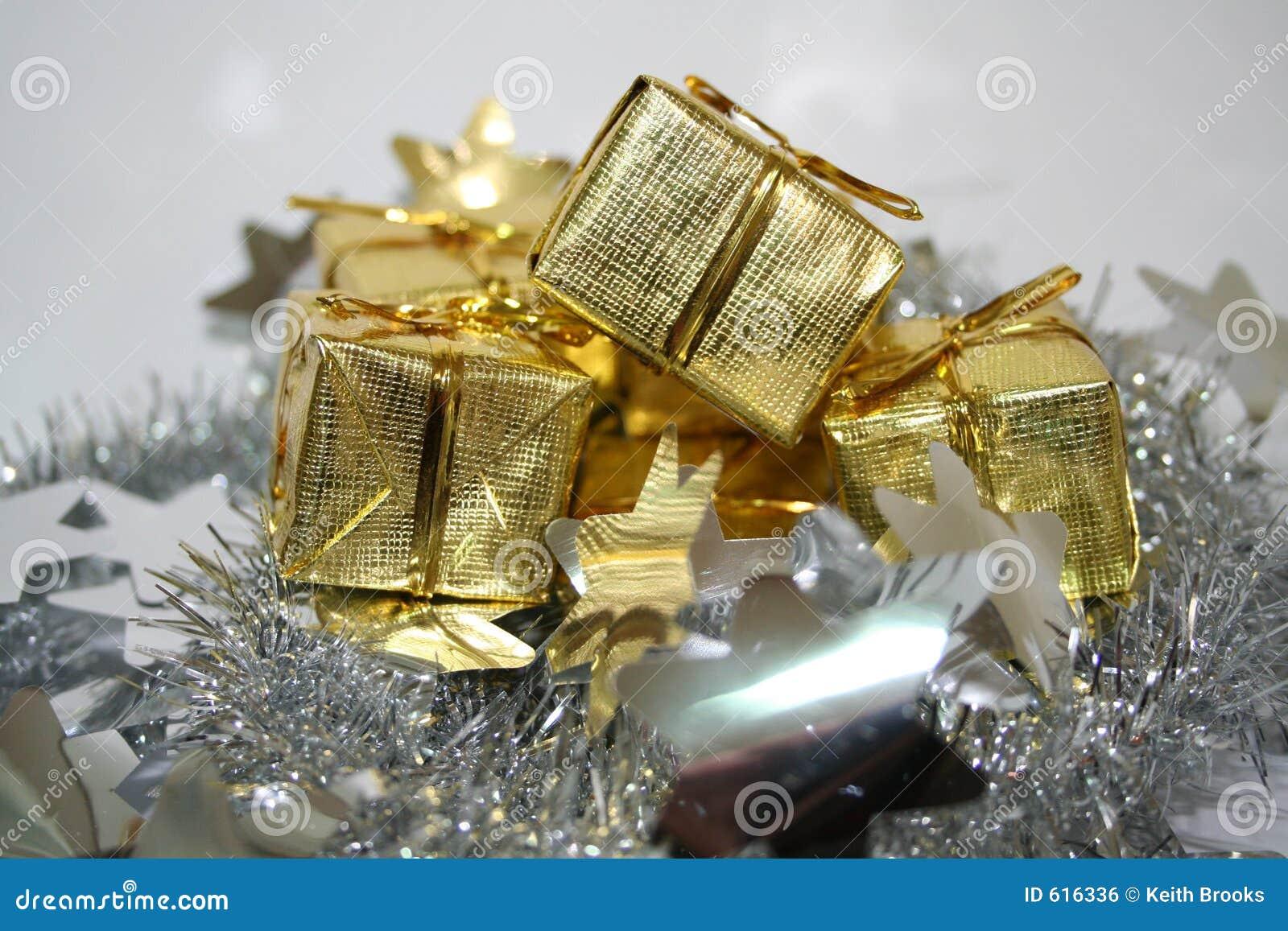 Het goud stelt 2 voor