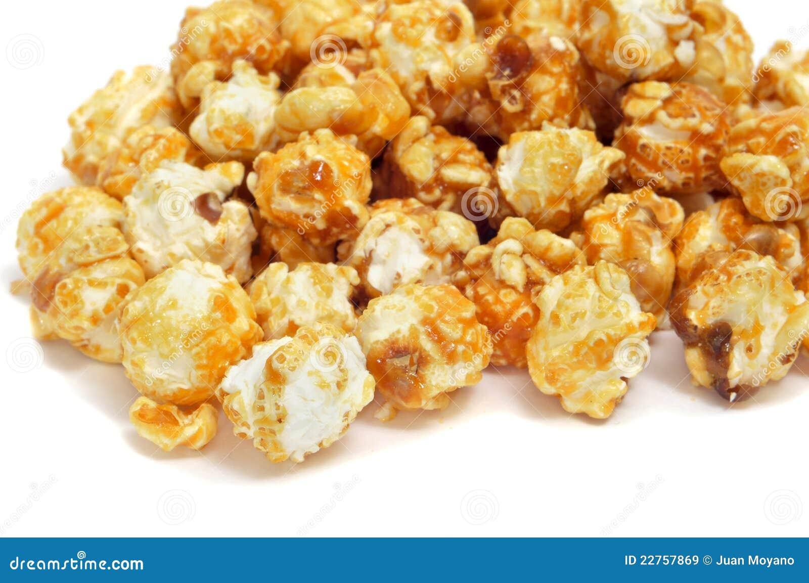 Het graan van de karamel