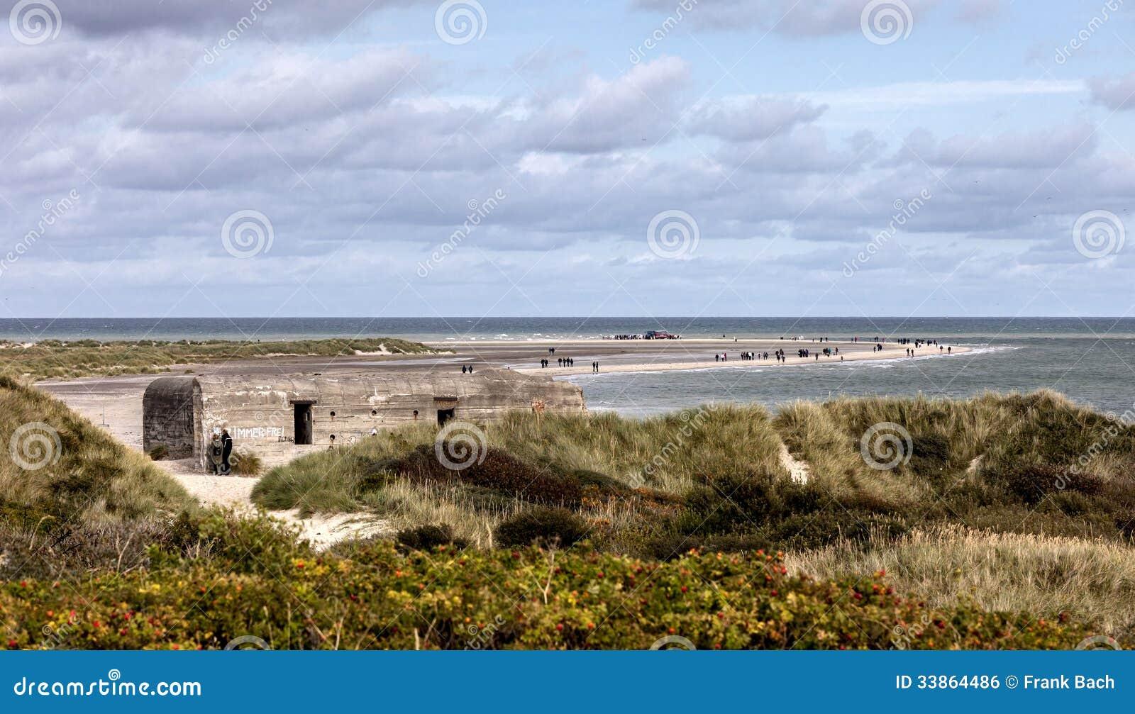 Het grenenstrand is het meest noordelijke deel van denemarken stock foto afbeelding 33864486 - Noordelijke deel ...