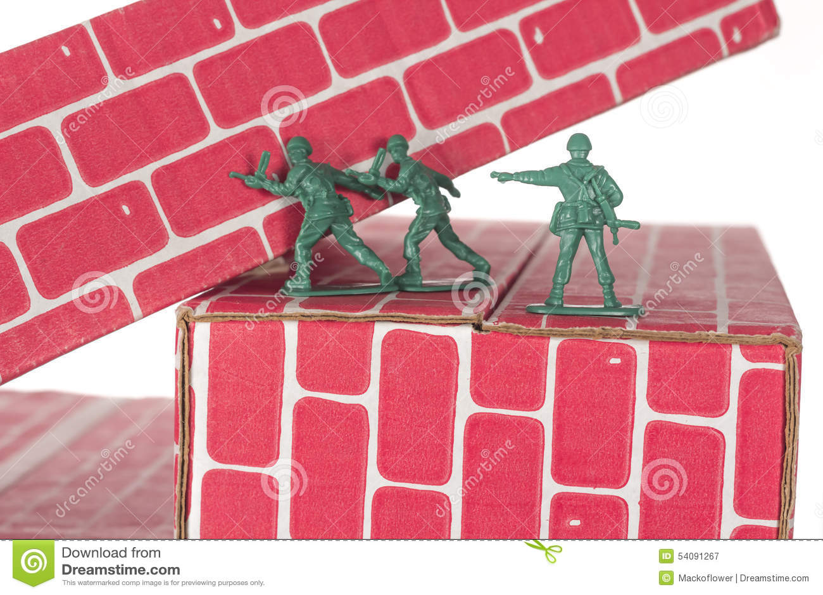 Het groene Groepswerk van Legermensen