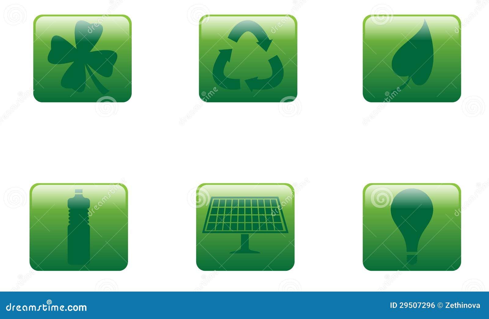 Het groene Vierkant van Knopen