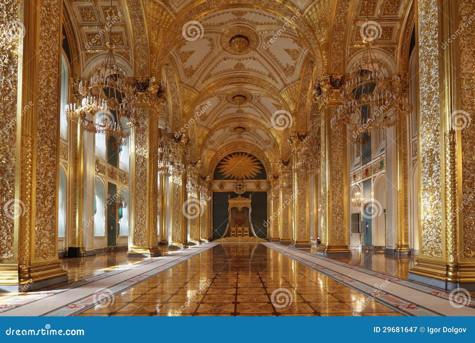 Het grote Paleis van het Kremlin