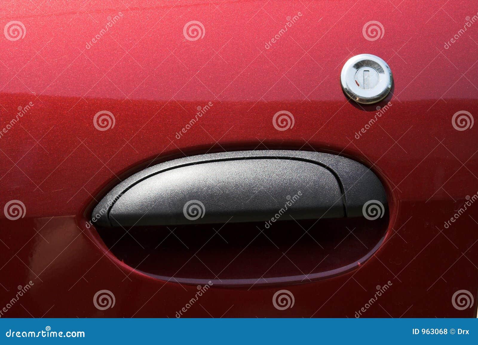 Het Handvat van de Deur van de auto