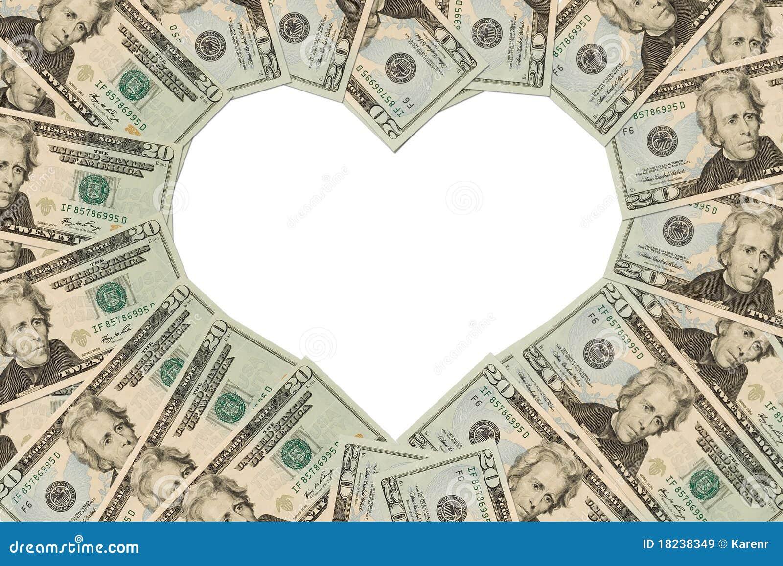 Het Hart van het geld