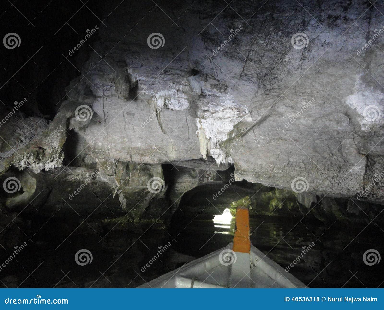 Het hol van de Langkawiknuppel