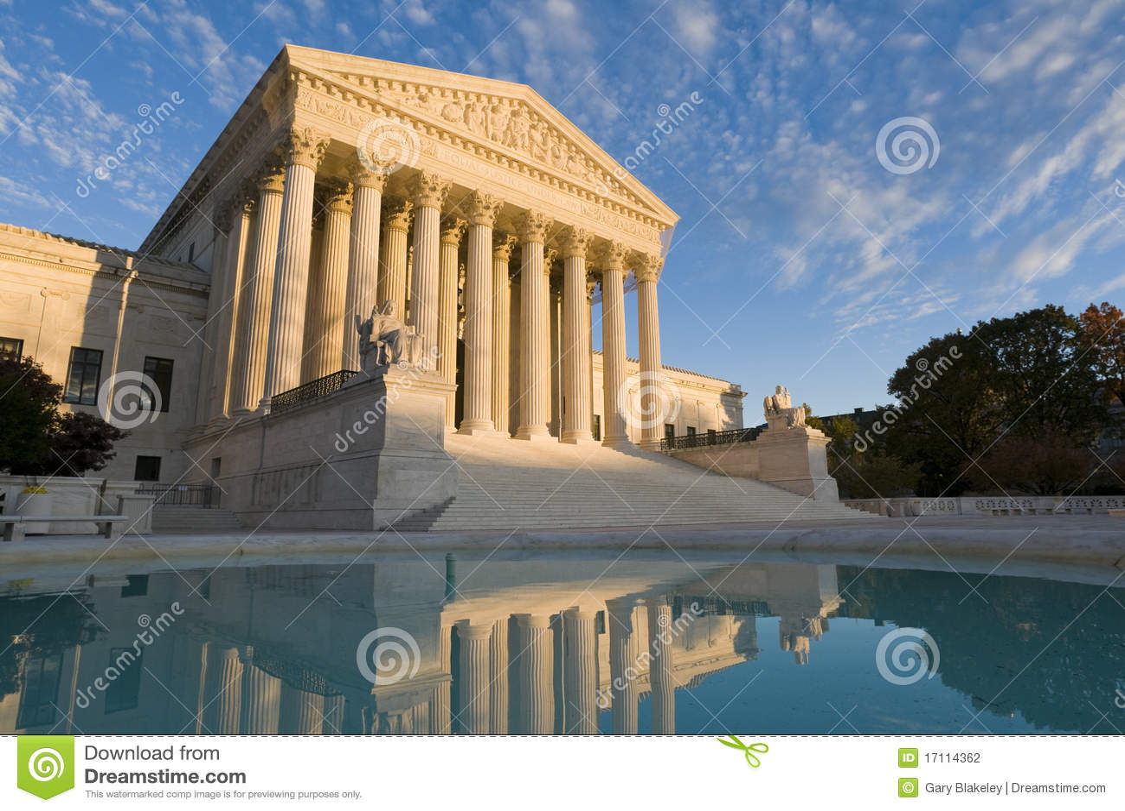 Het Hooggerechtshof van de V.S.