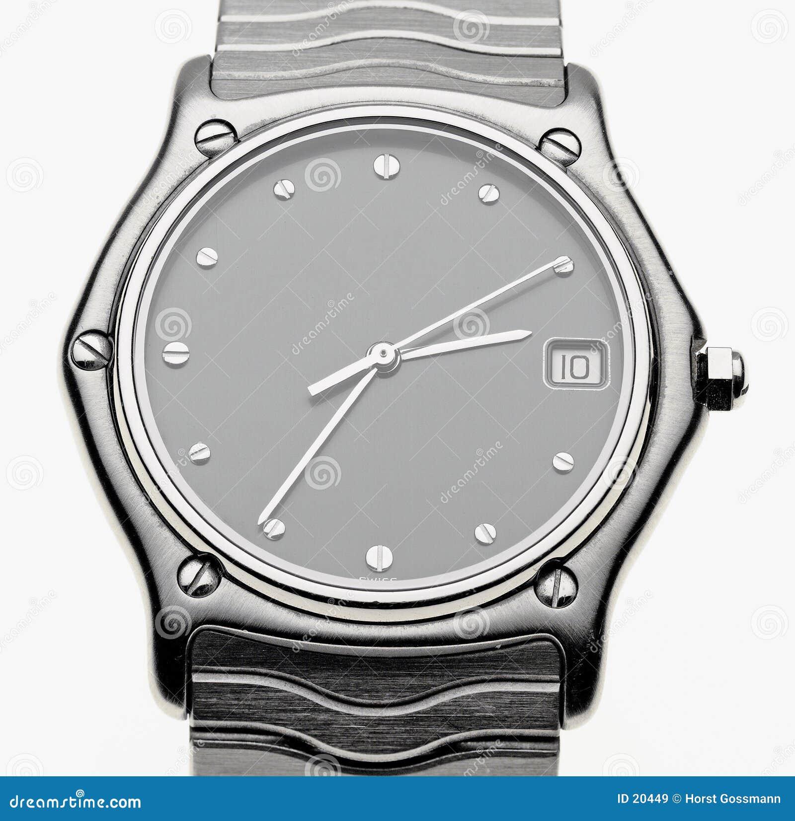 Het horloge van Ebel