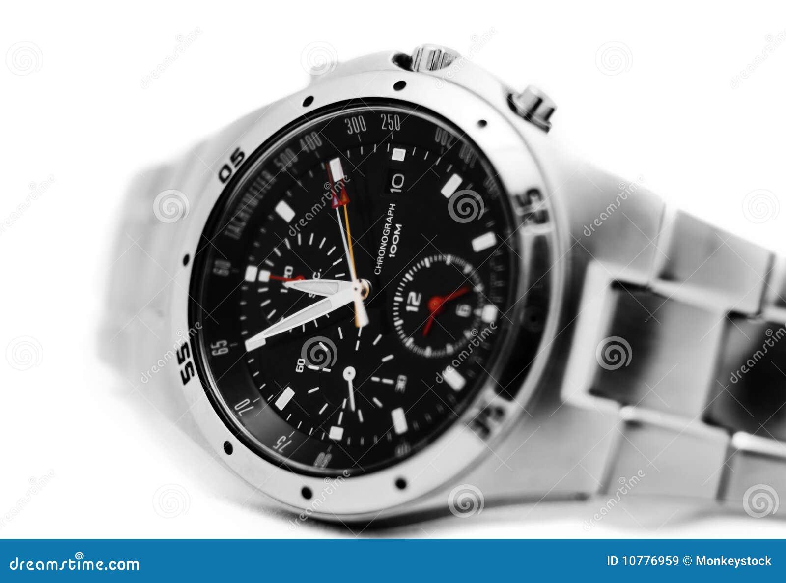 Het horloge van Mens