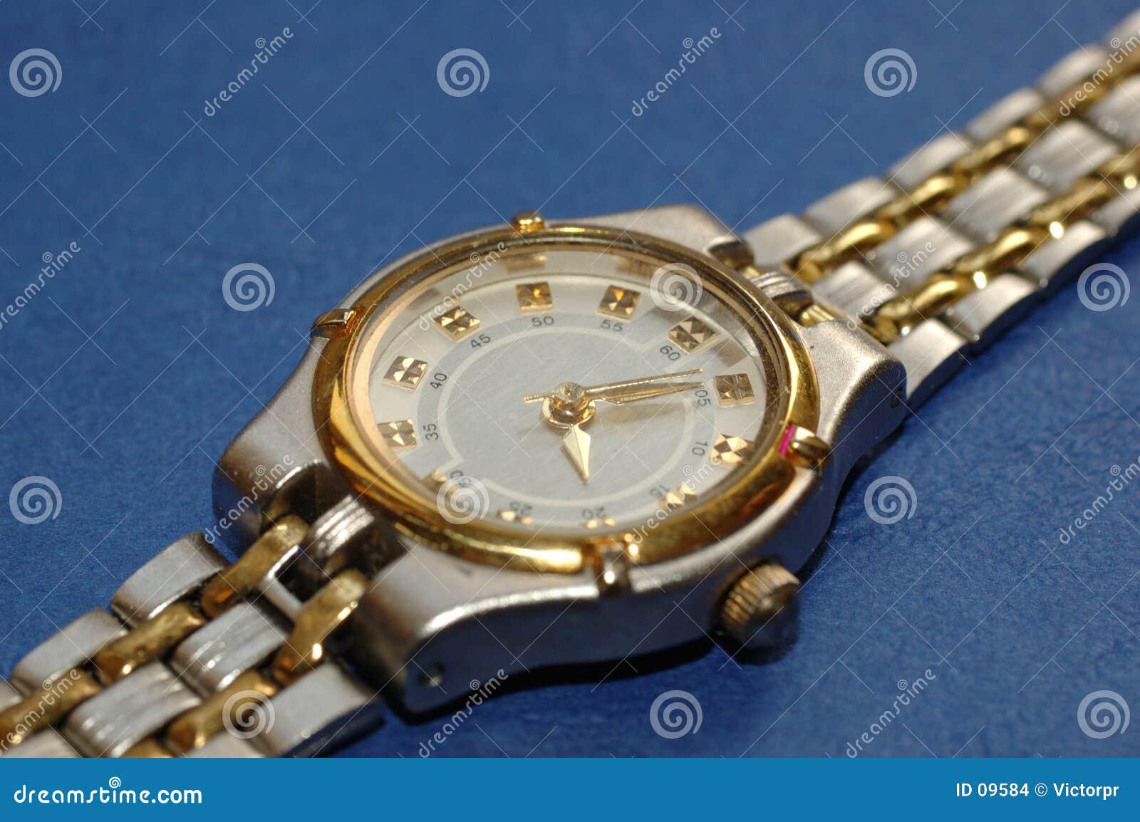 Het horloge van vrouwen