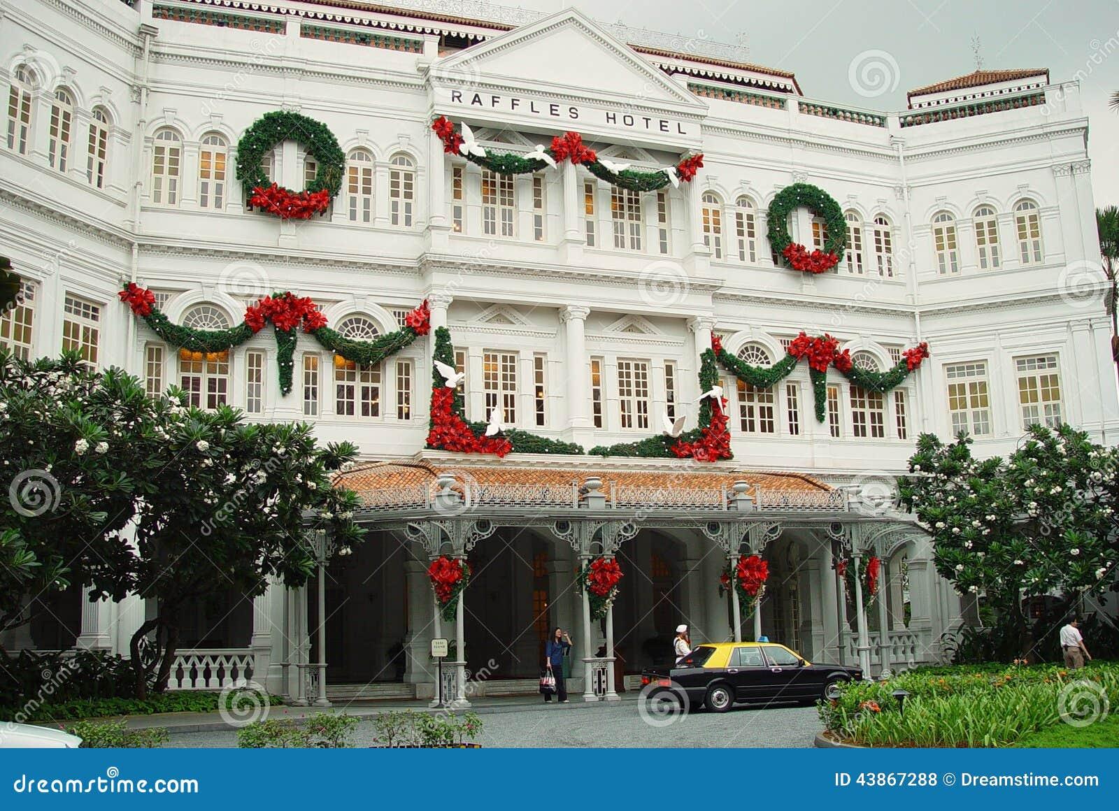 Het Hotel Singapore van loterijen