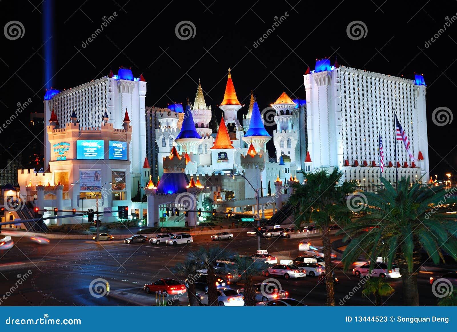 Het Hotel van Excalibur en Casino, Las Vegas