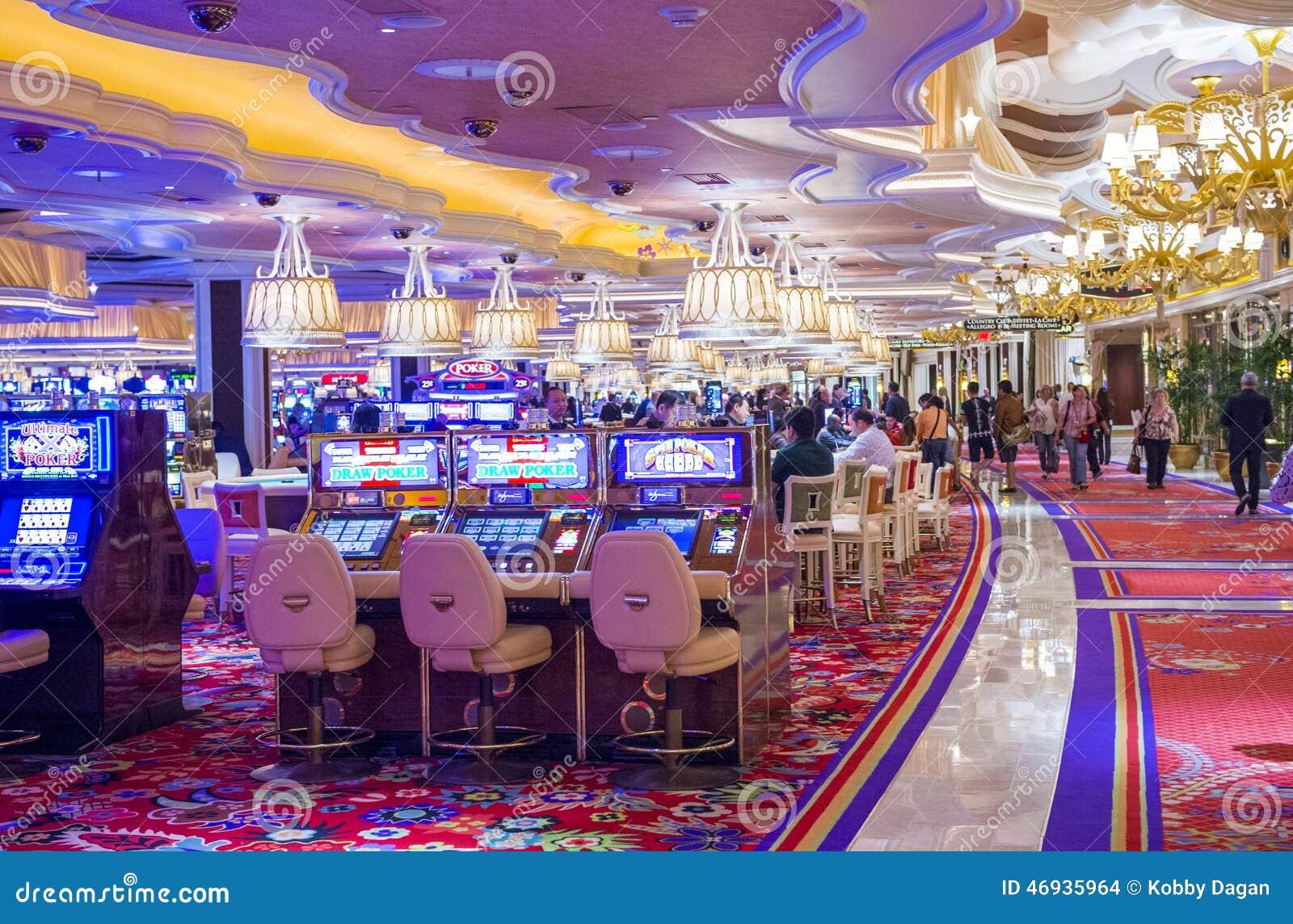 Het hotel van Las Vegas Wynn