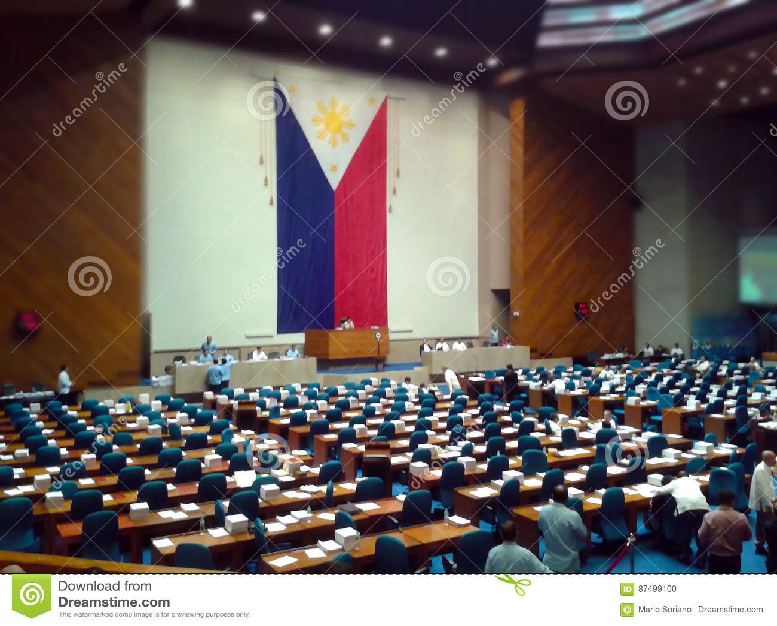 Het Huis van Afgevaardigden