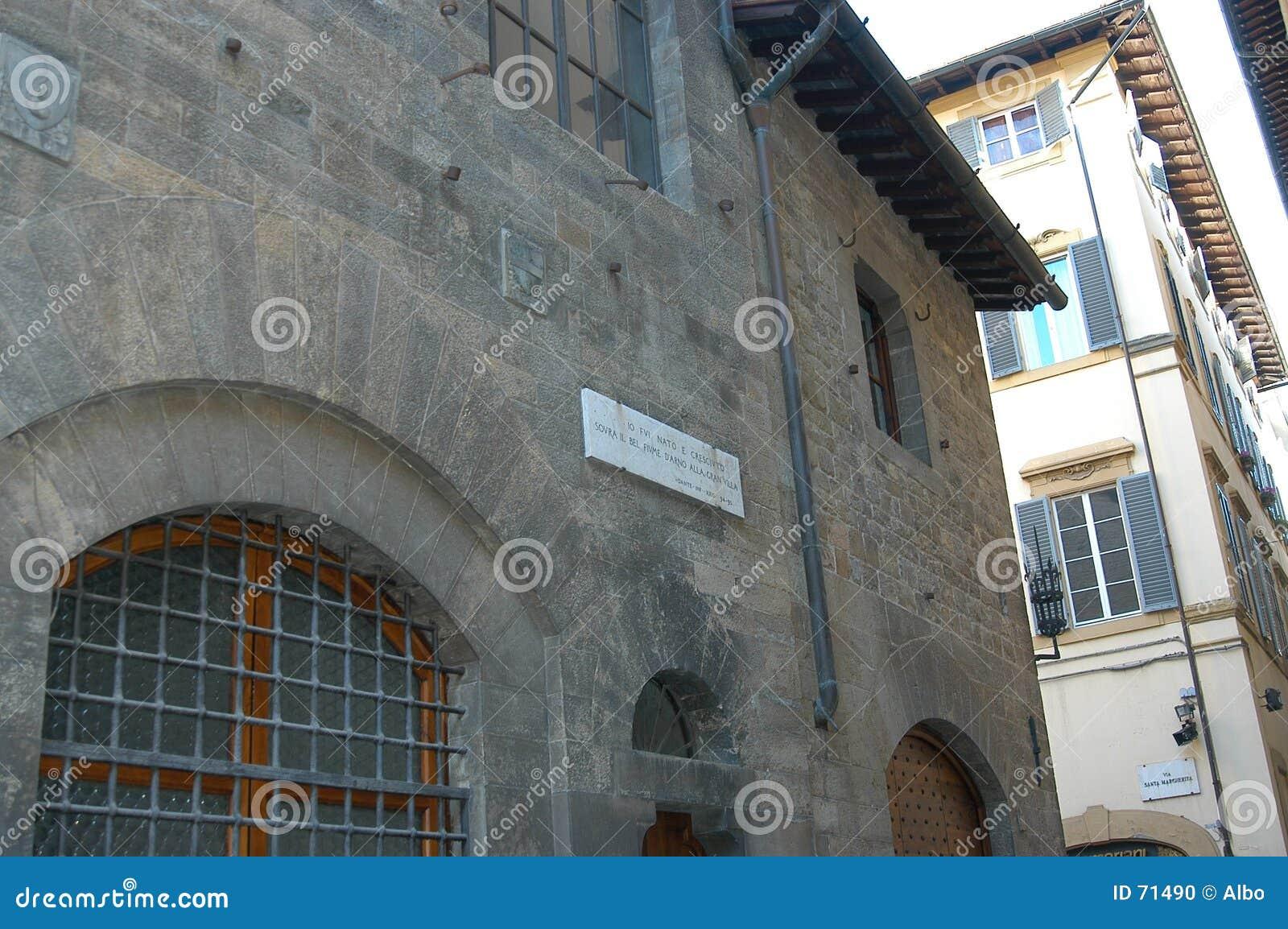 Het huis van Dante