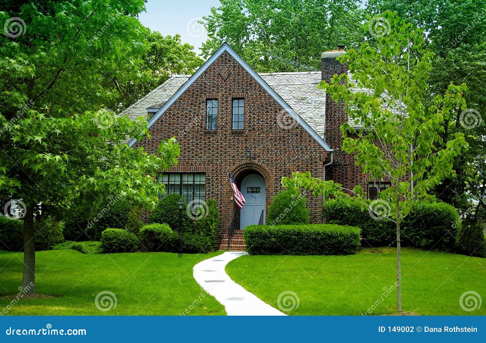 Het Huis van de baksteen