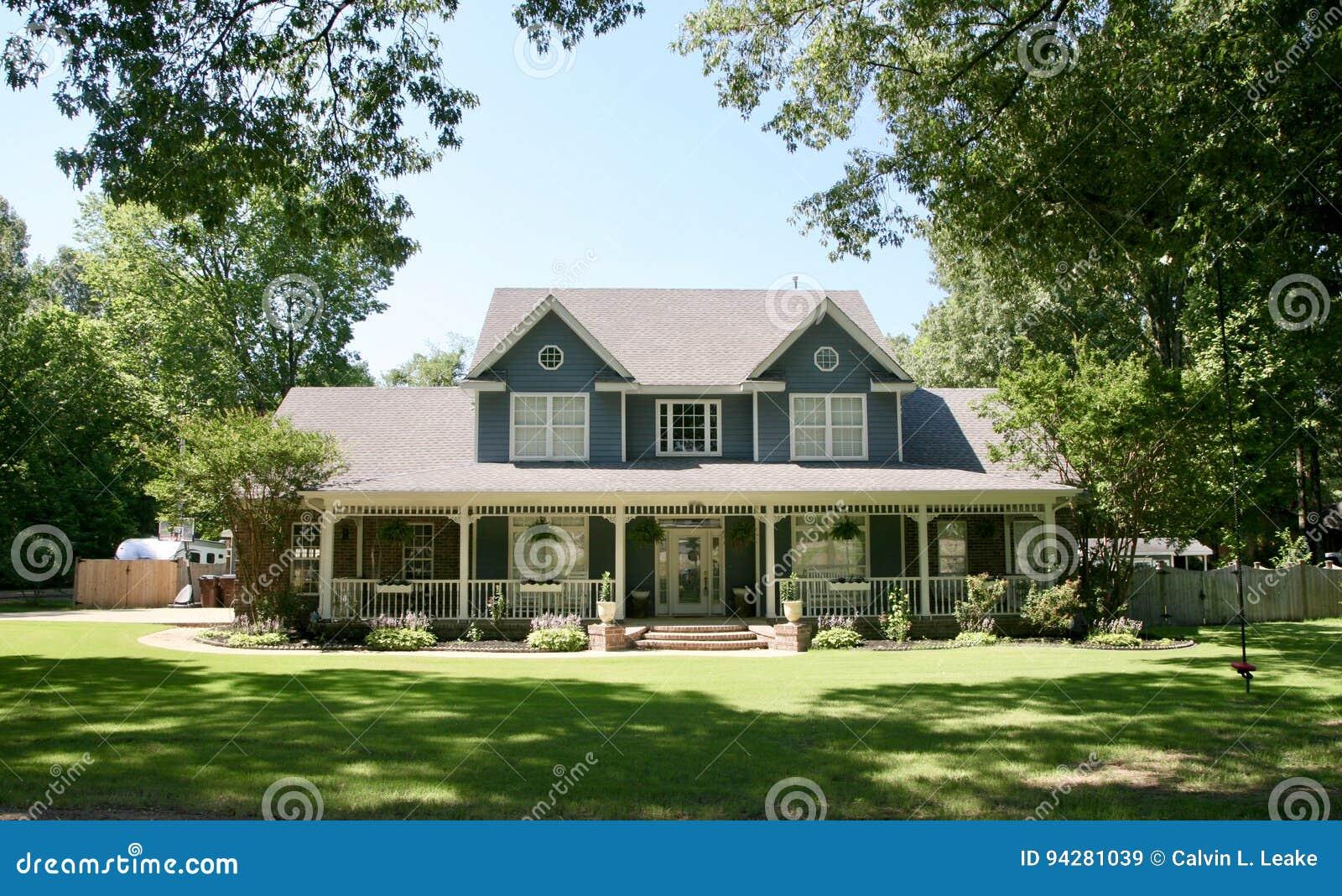 Het Huis van de boerderijstijl