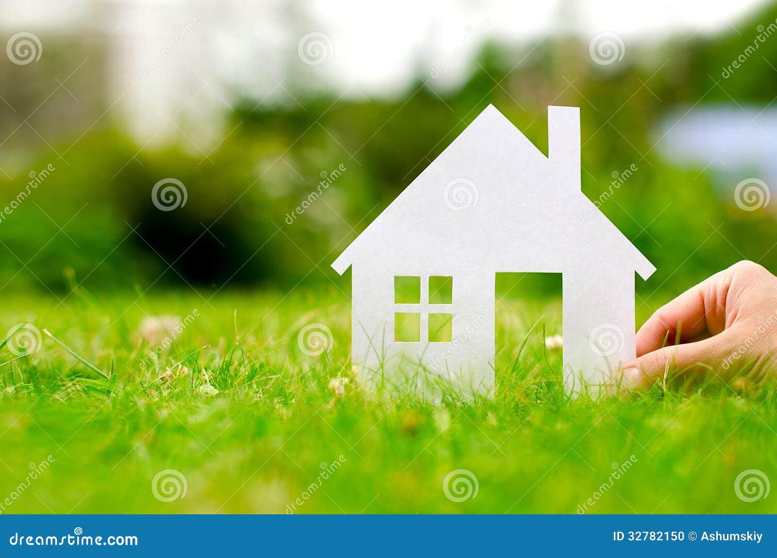Het huis van de handgreep