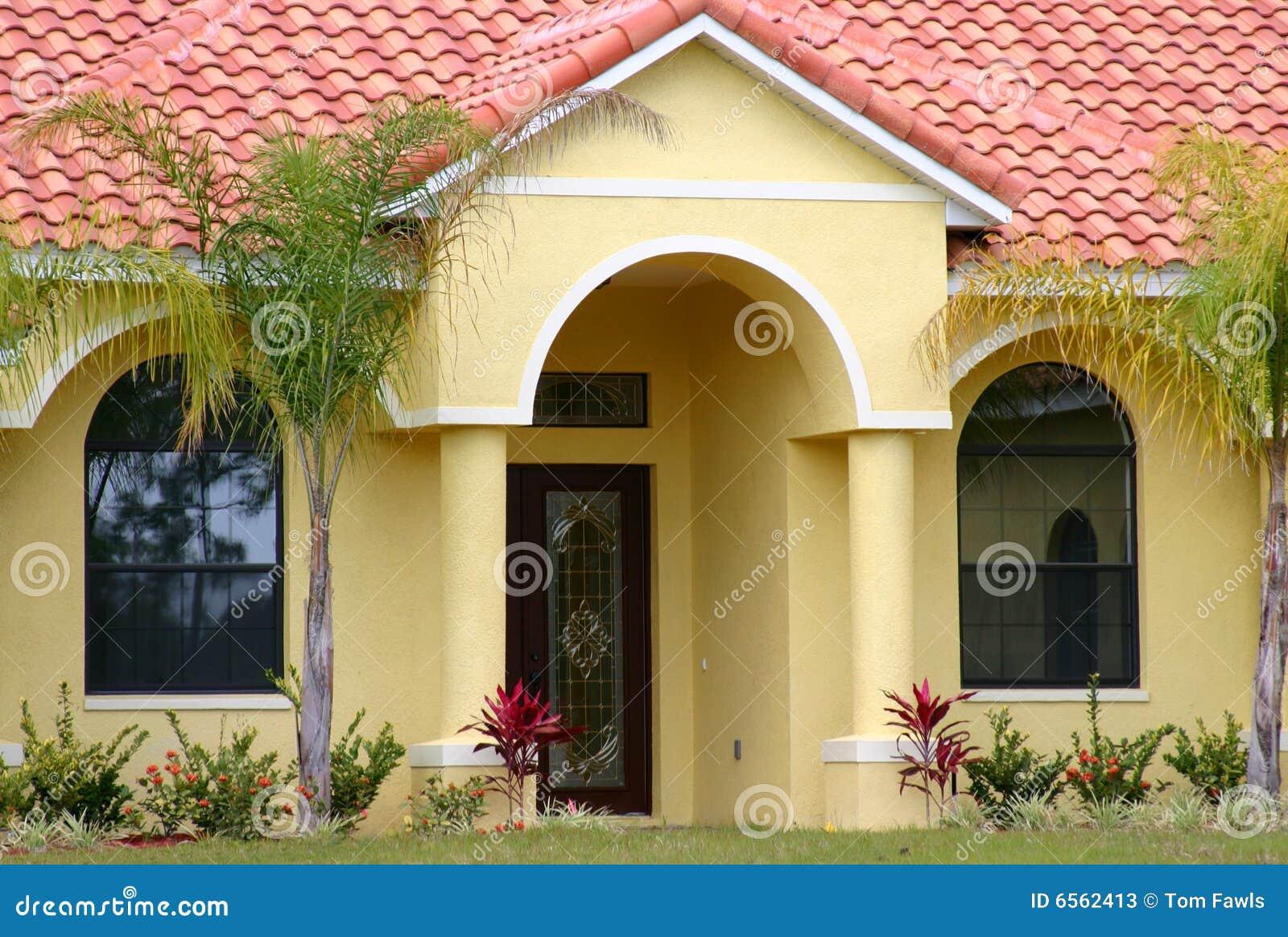 Het Huis van de middenklasse in Florida