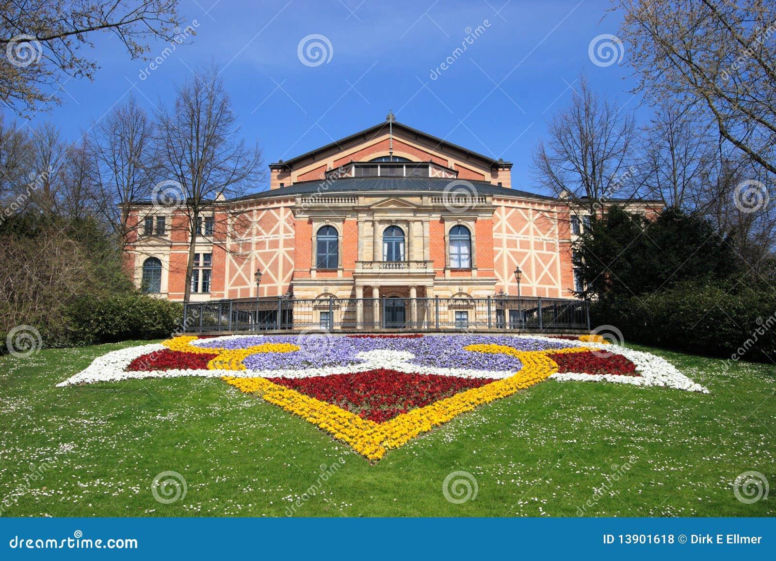 Het huis van de opera