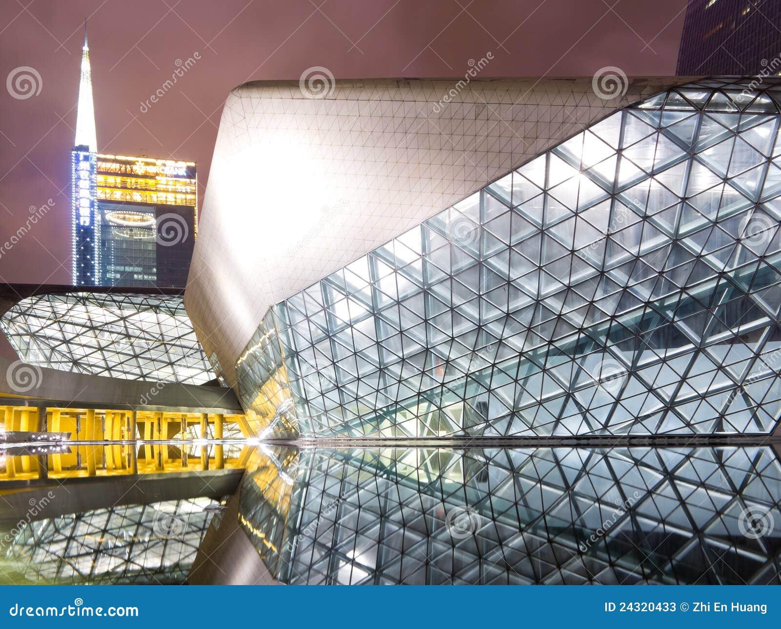 Het Huis van de Opera van Guangzhou