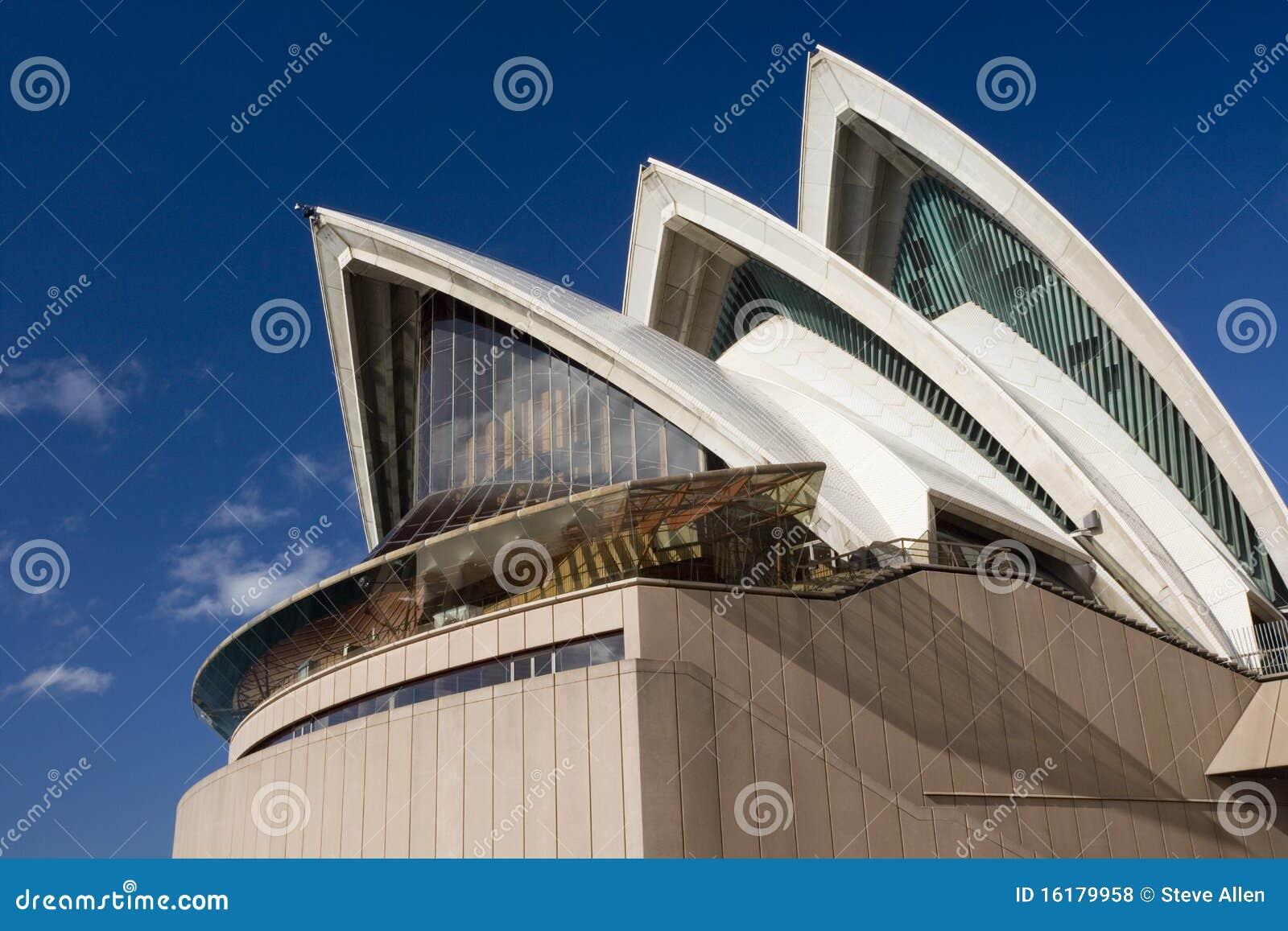 Het Huis van de Opera van Sydney
