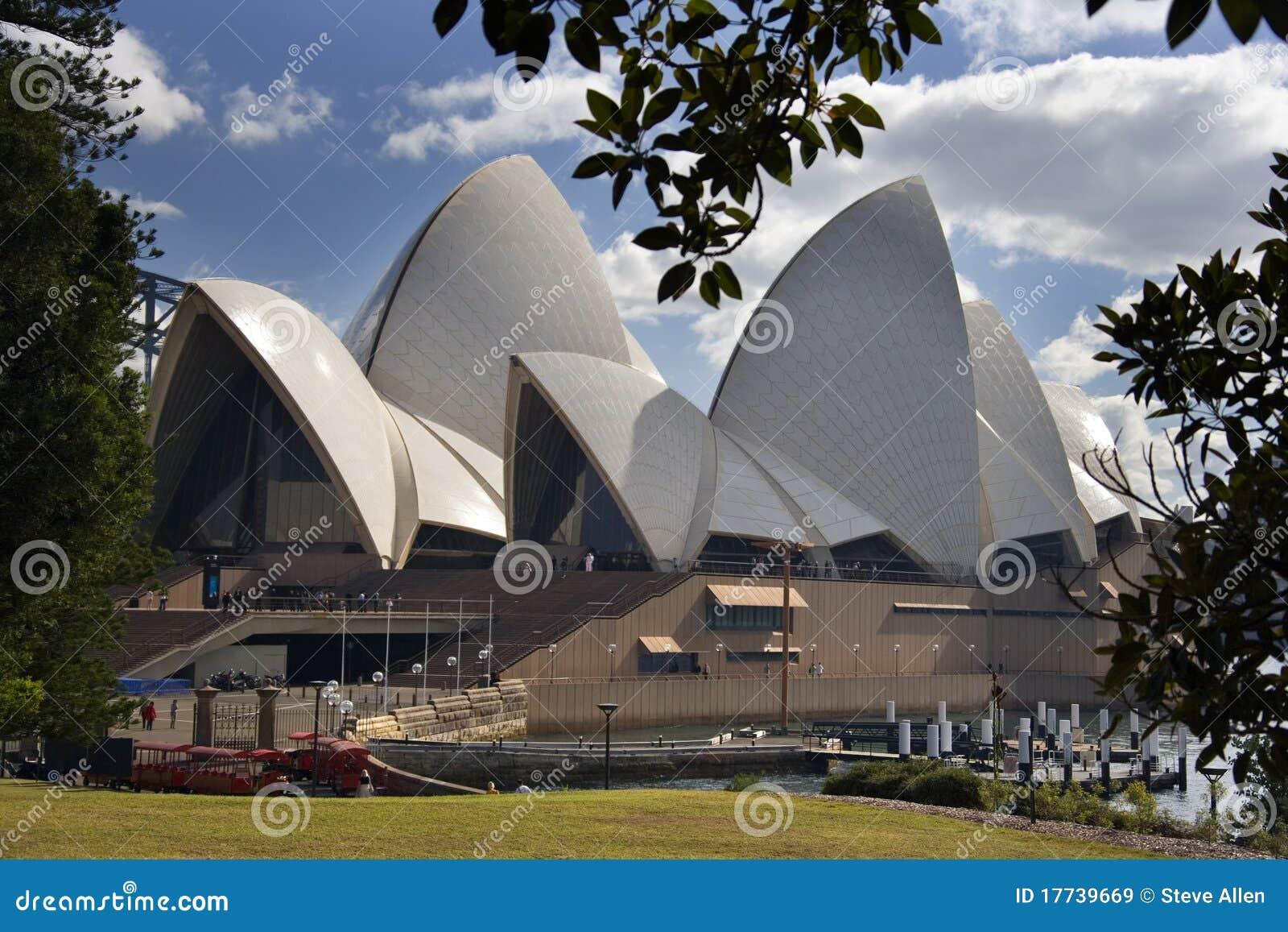 Het Huis van de Opera van Sydney - Australië