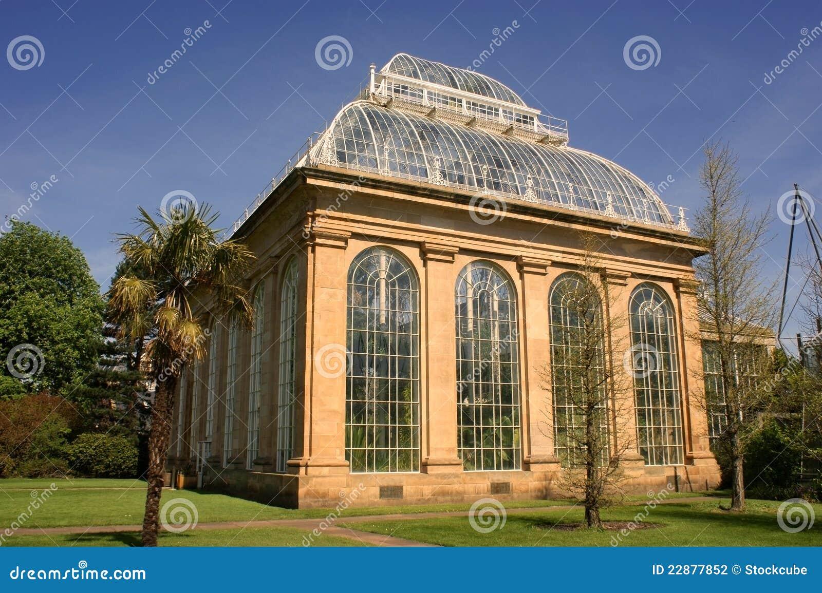 het huis van de palm koninklijke botanische tuin