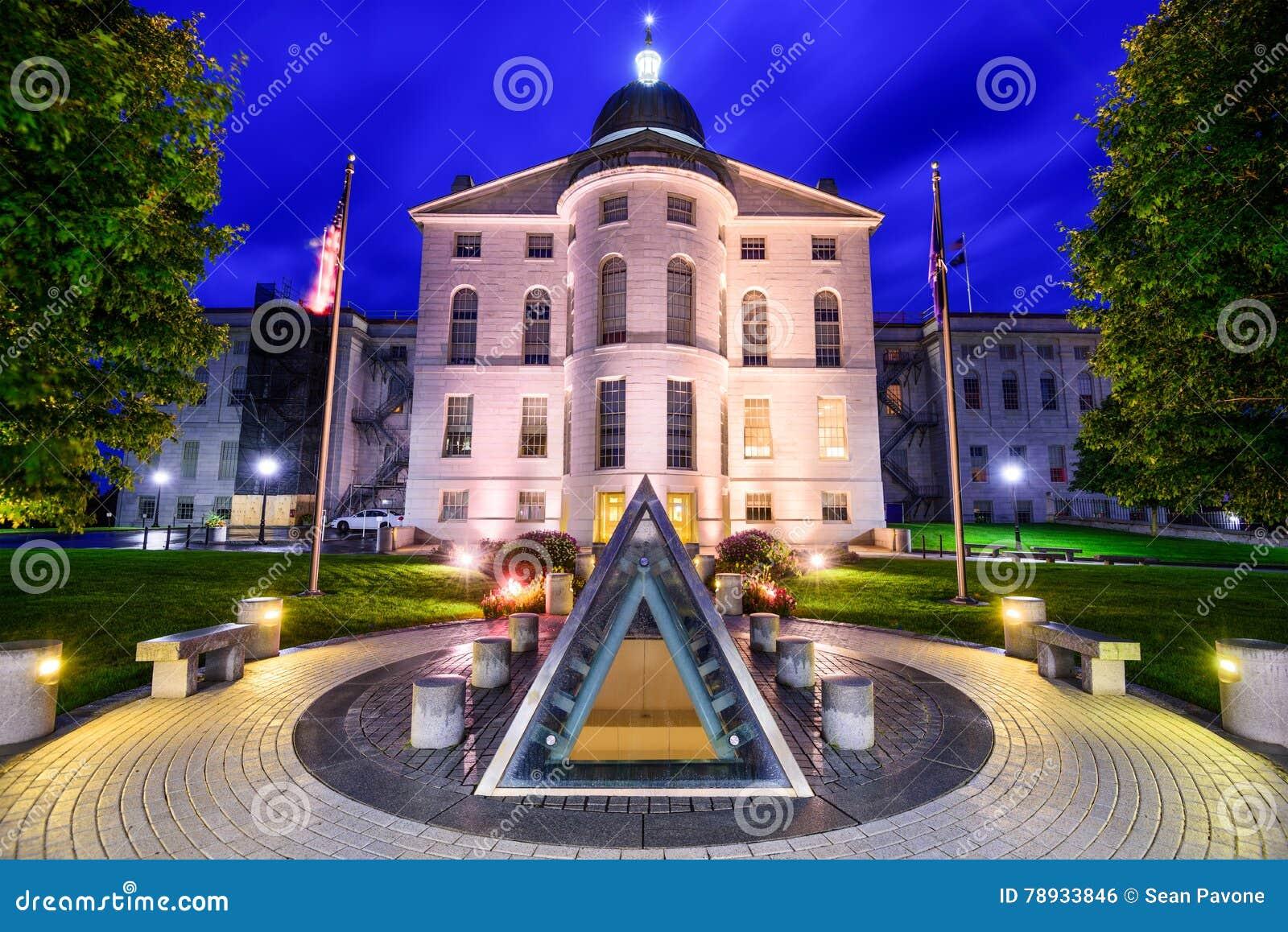 Het Huis van de Staat van Maine