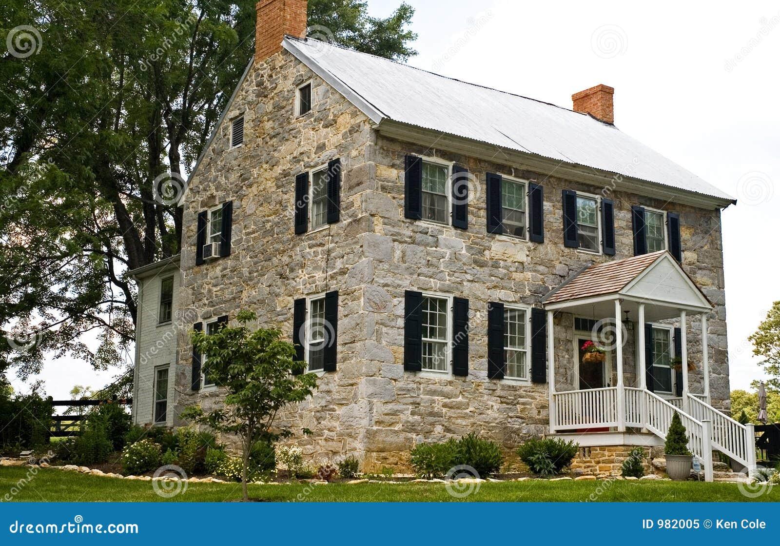 Het Huis van de Steen van de Burgeroorlog - 2