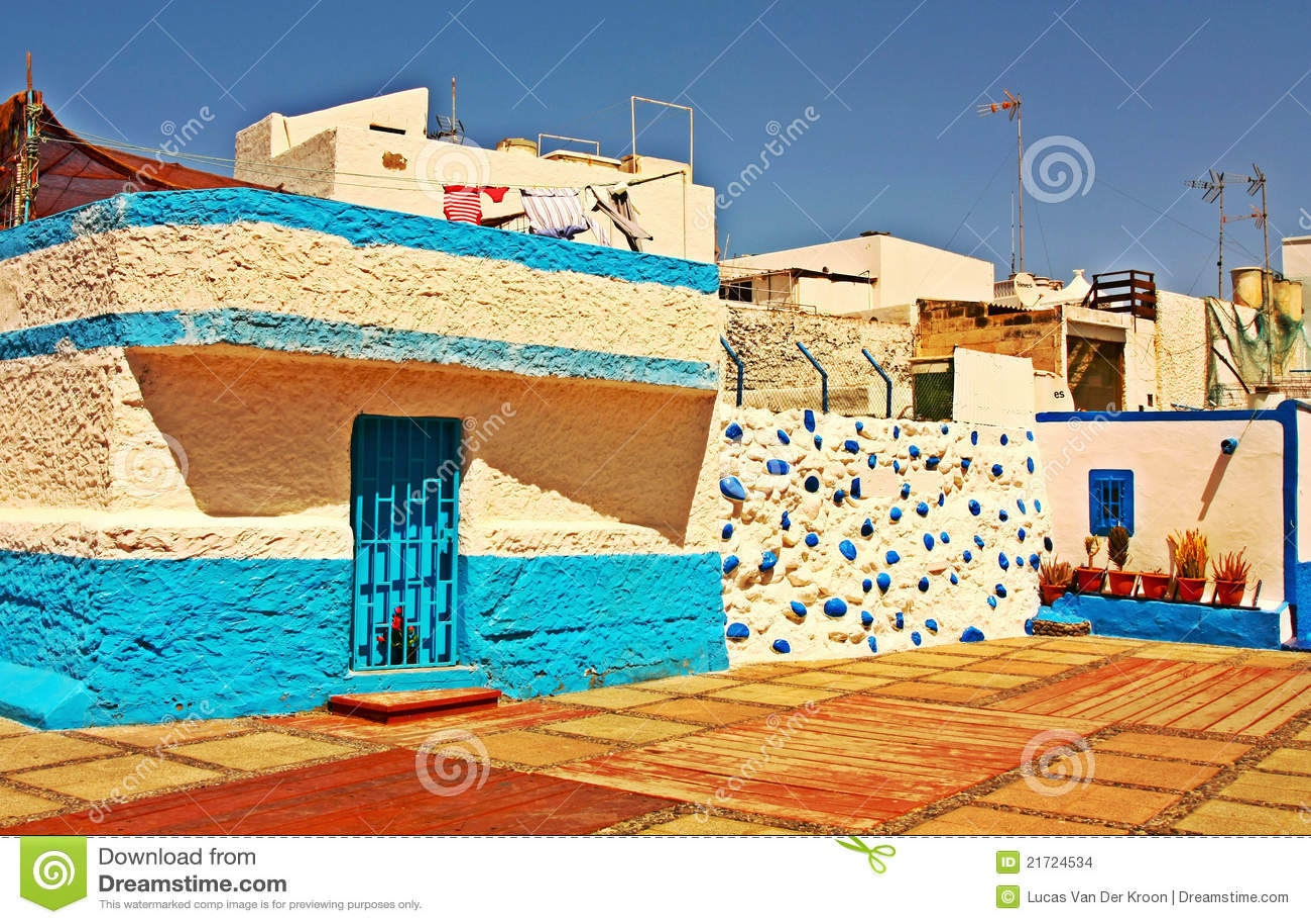Het huis van de visser agaete stock foto afbeelding 21724534 - Huis van het wereldkantoor newport ...