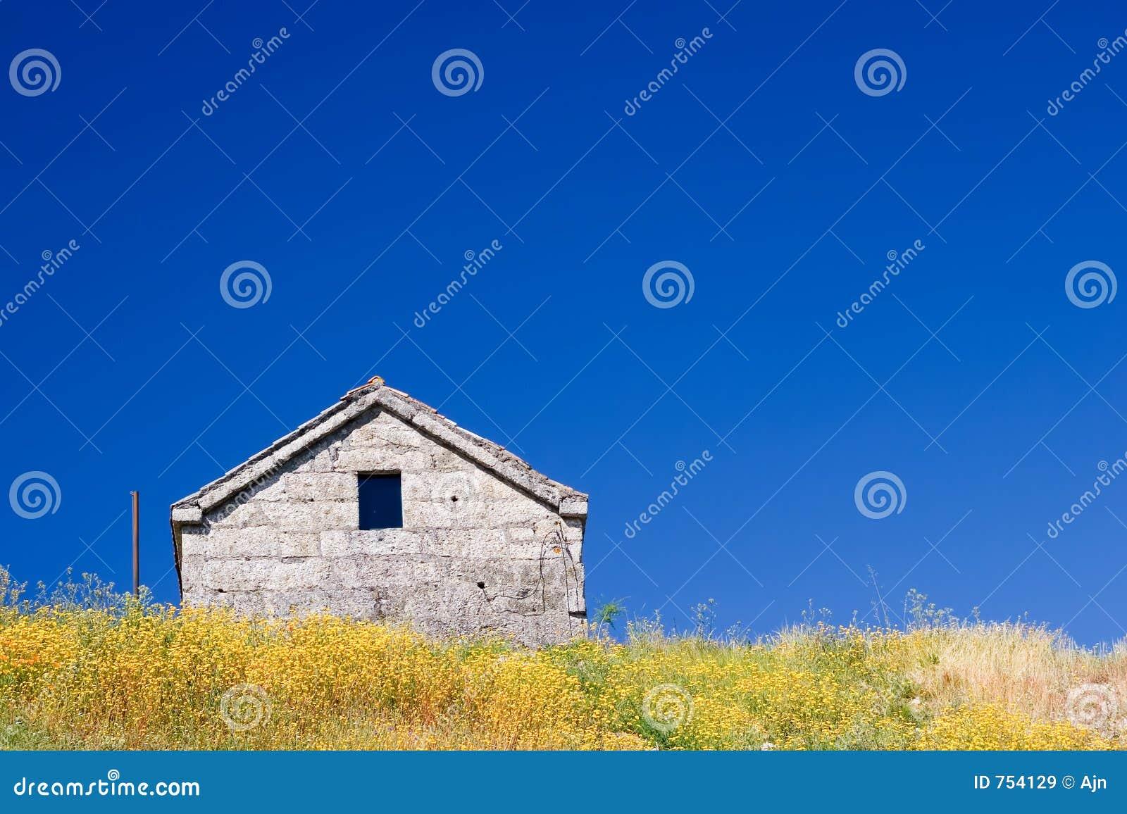 Het Huis van het gebied
