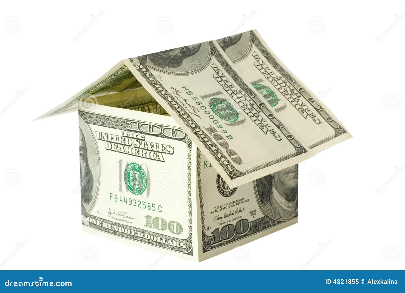 Het huis van het geld