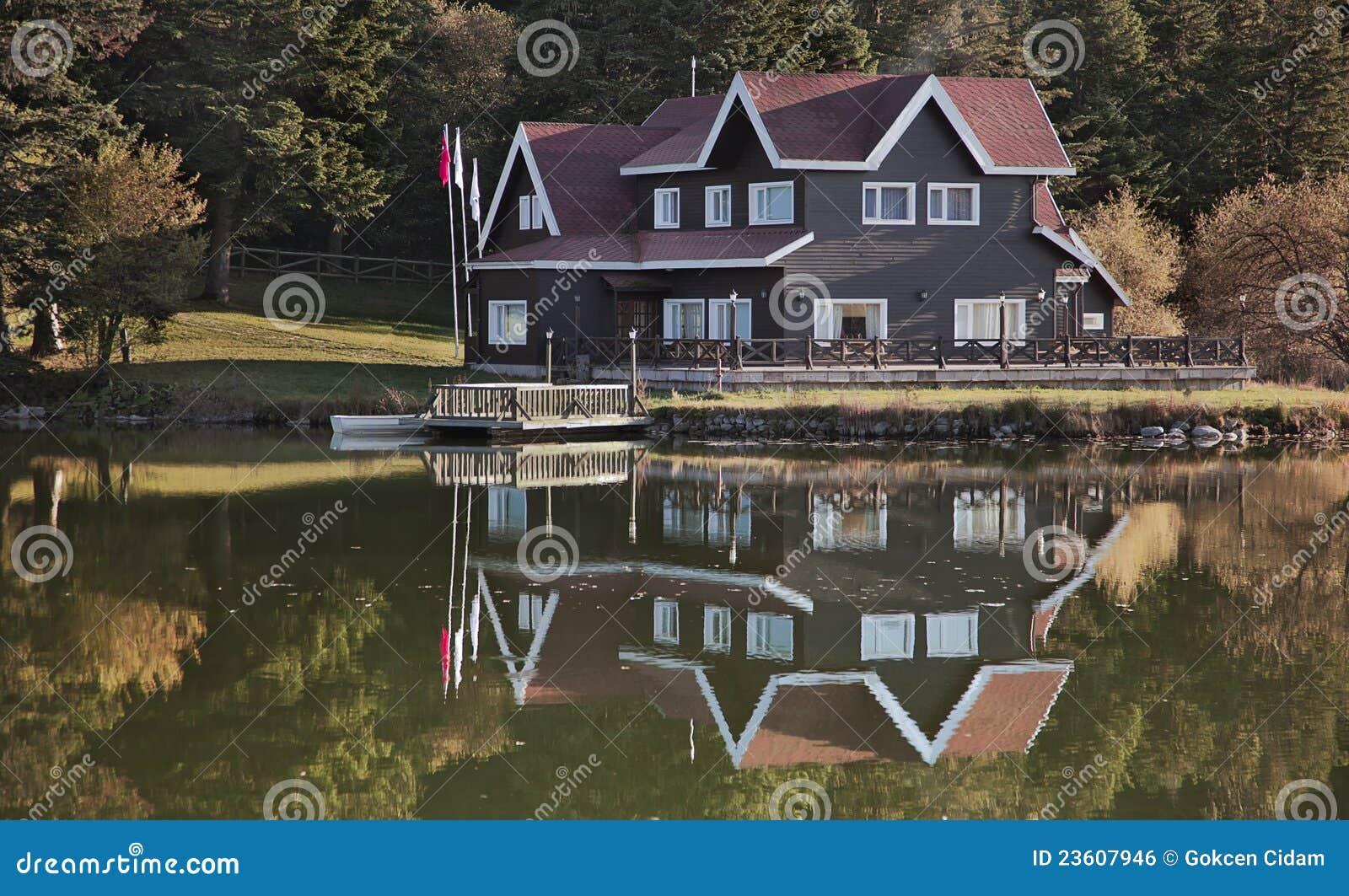 Het Huis van het meer