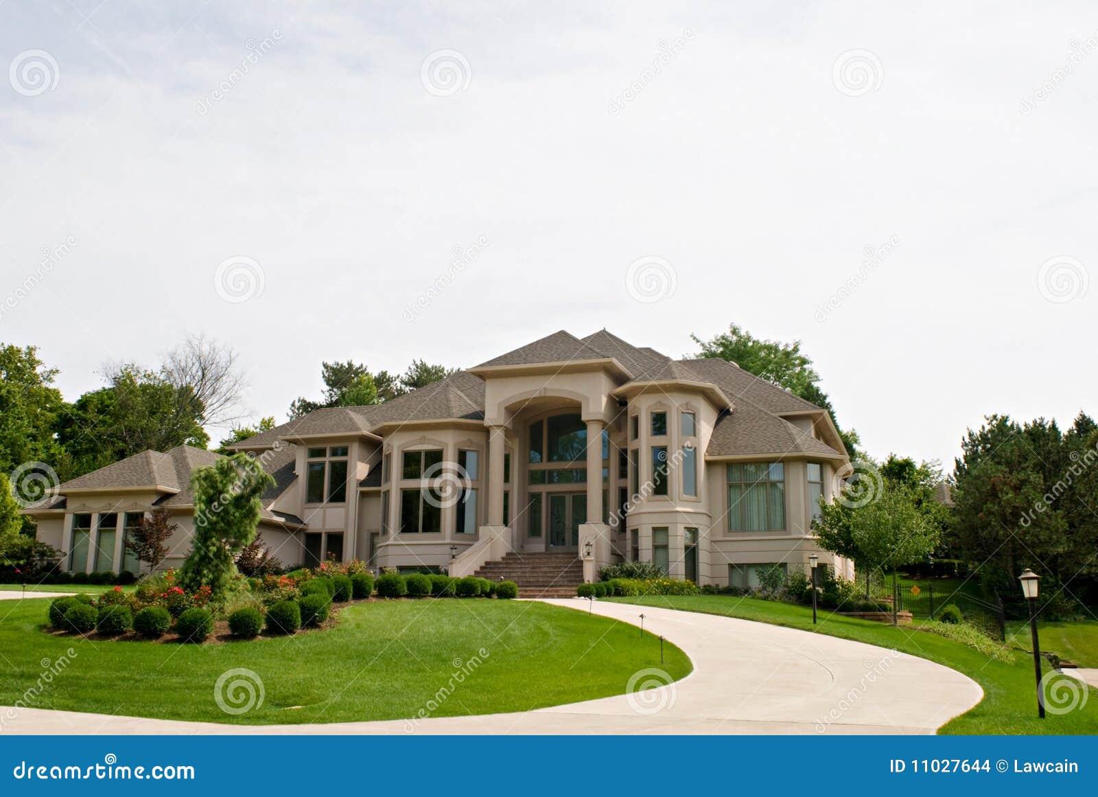 Het huis van het miljoen dollar stock foto afbeelding 11027644 - Huis van het wereldkantoor newport ...