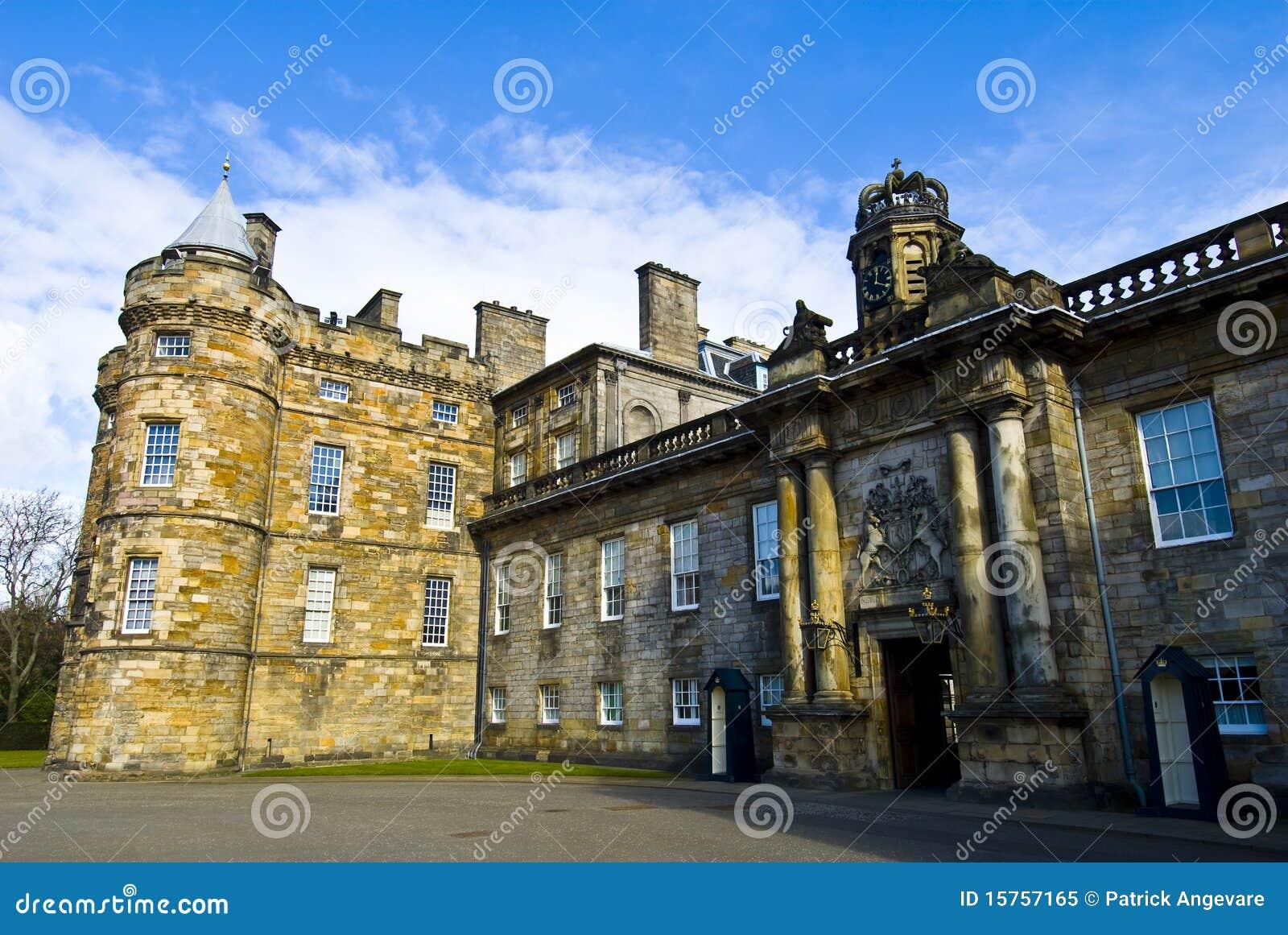 Het huis van Holyrood