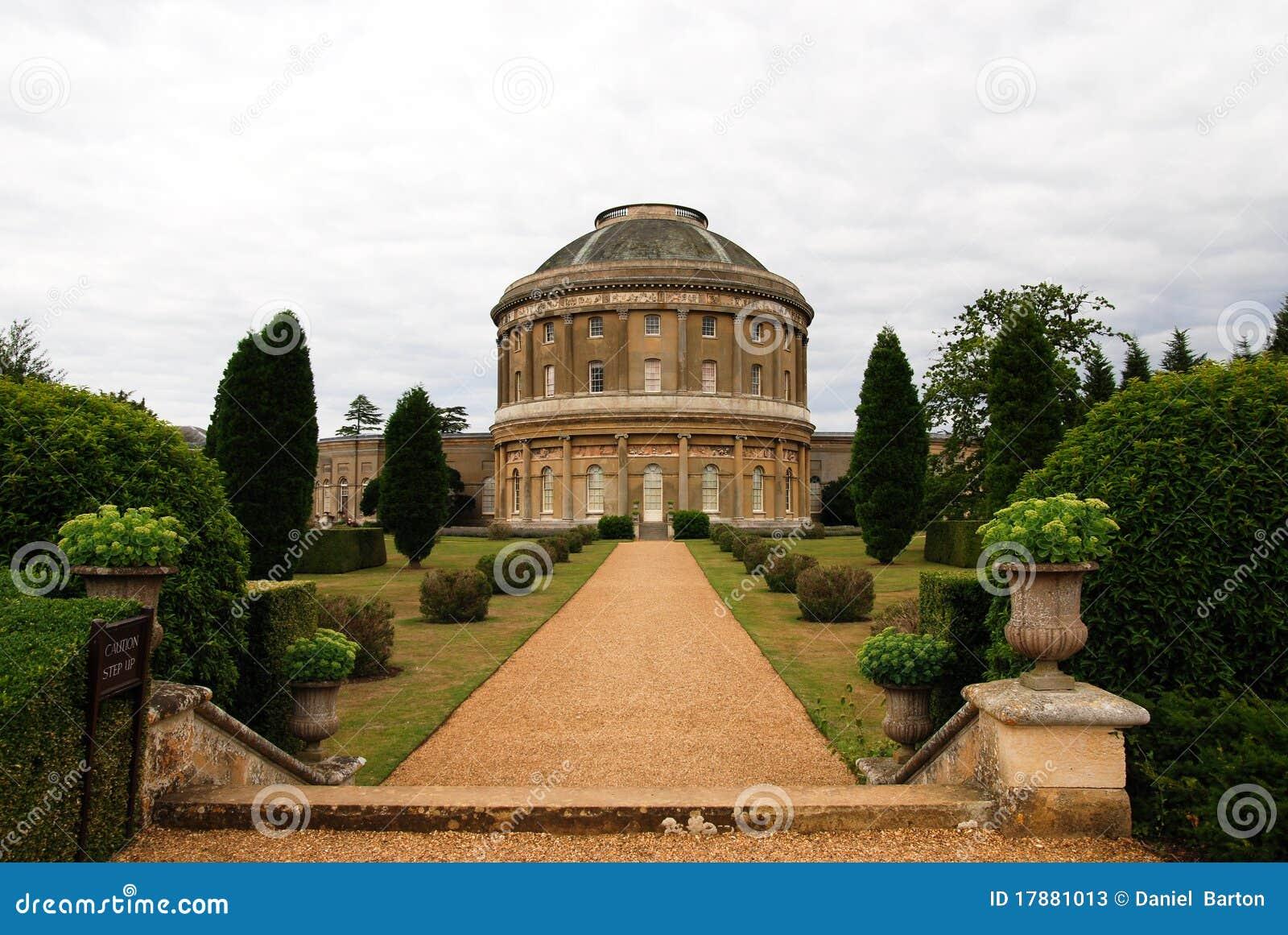 Het Huis van Ickworth