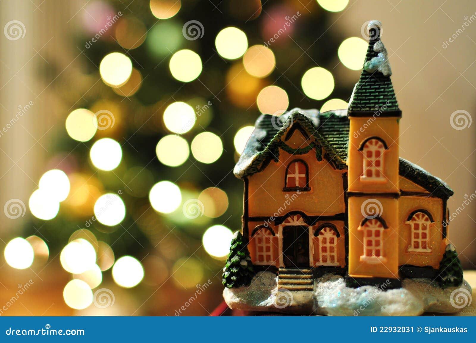 Het huis van Kerstmis