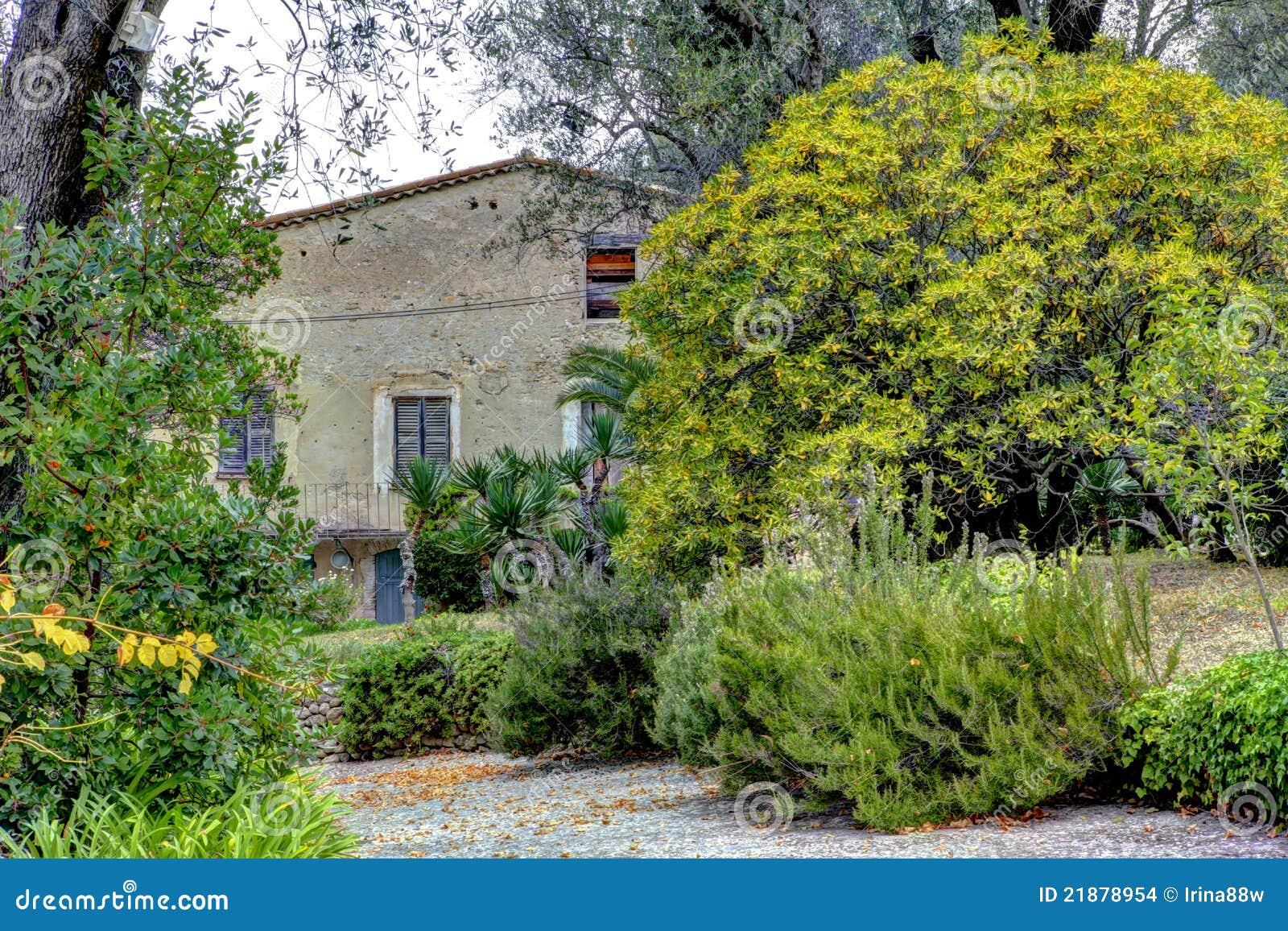 Het huis van renoir van het museum cagnes sur mer stock afbeeldingen afbeelding 21878954 - Huis van het wereldkantoor newport ...
