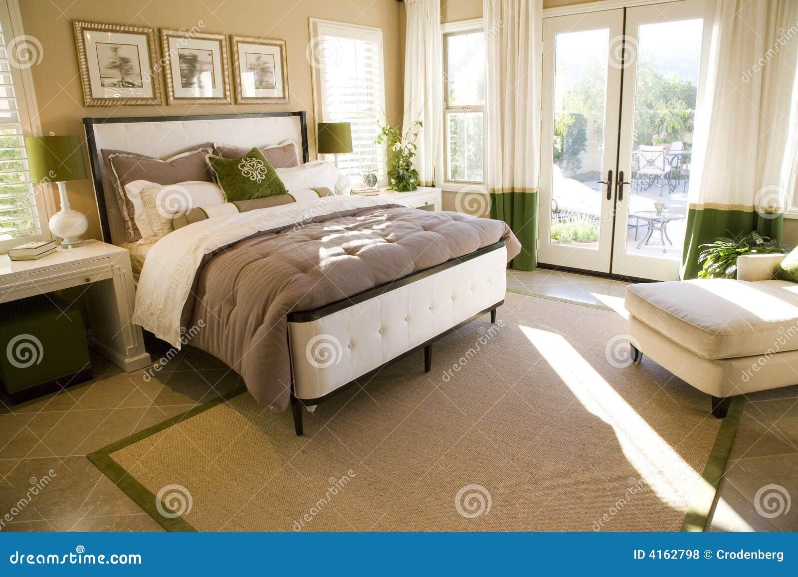 Het huisslaapkamer van de luxe