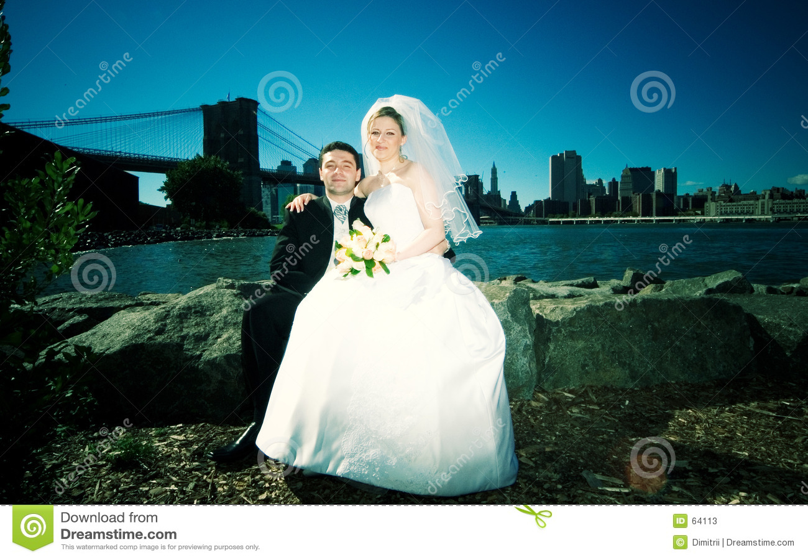 Het Huwelijk van New York