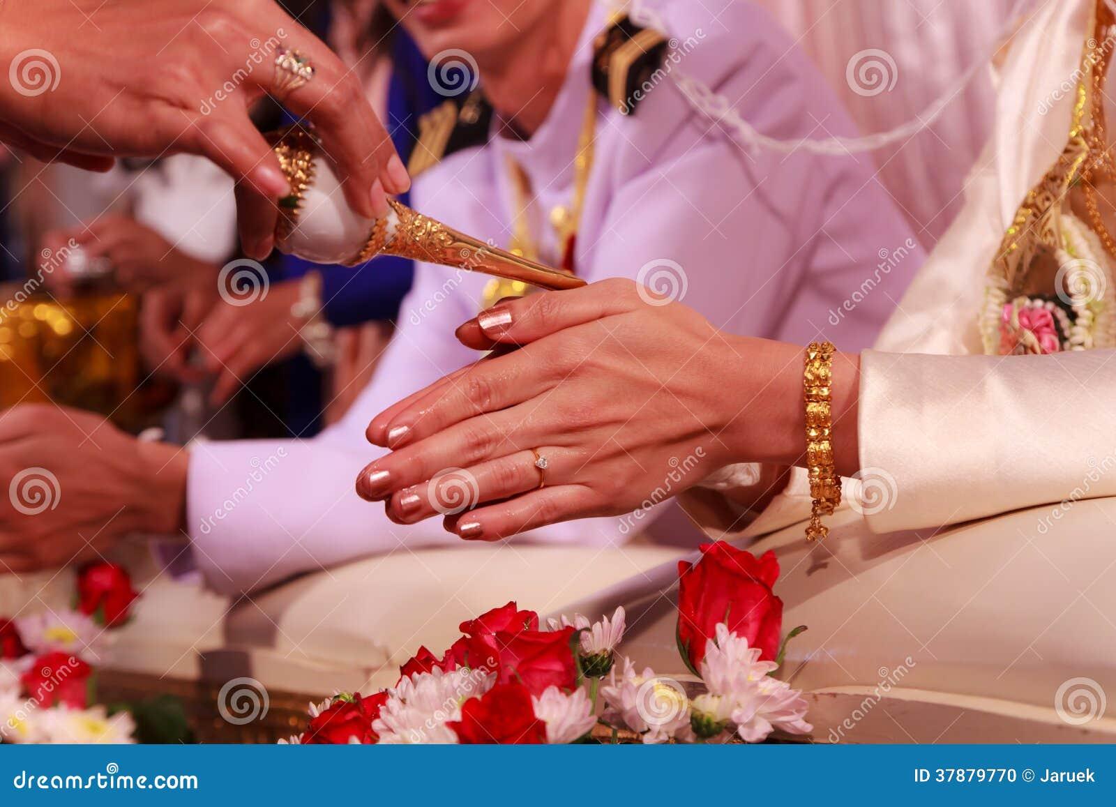 Het huwelijk van Thailand