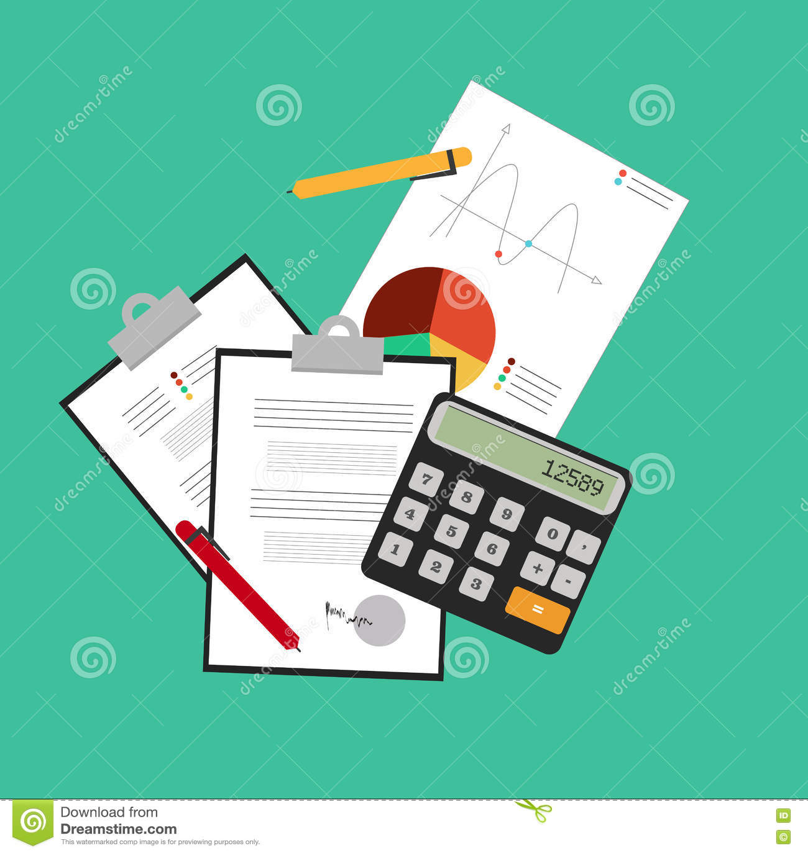 Het investeren en Persoonlijke Financiën, Krediet en het In de begroting opnemen