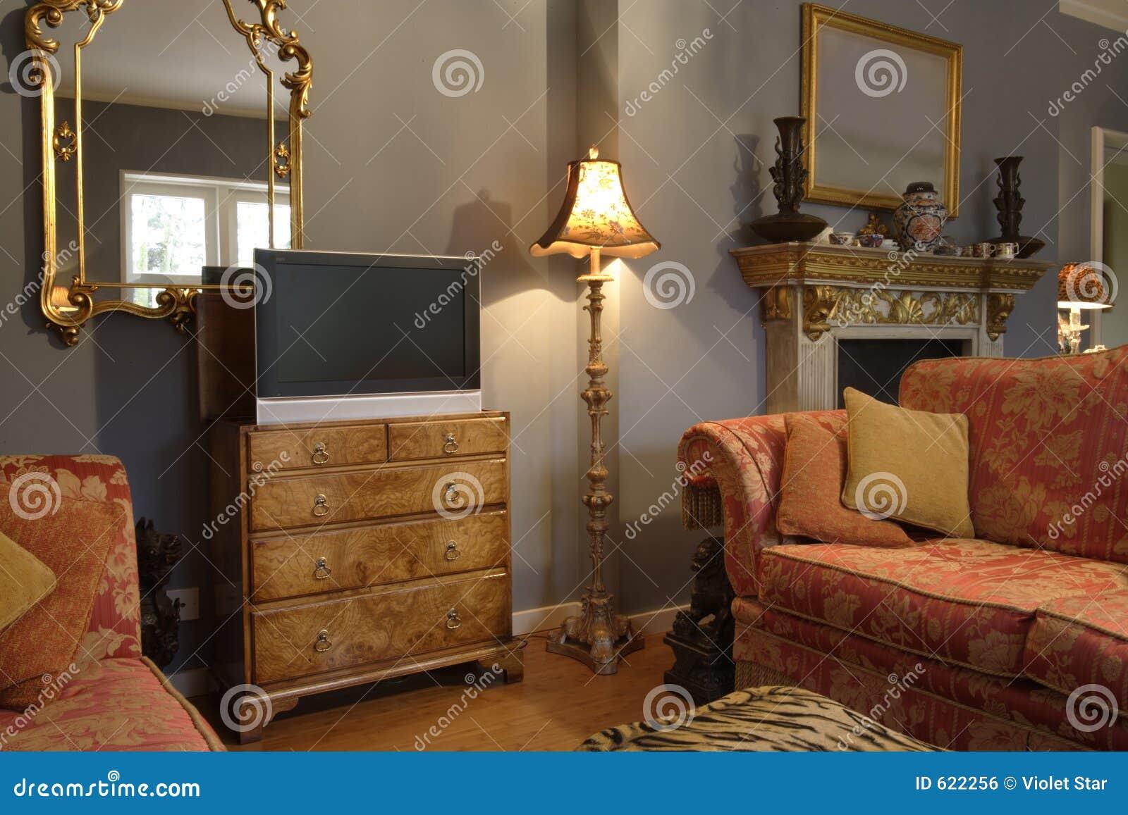 Het kabinet van TV