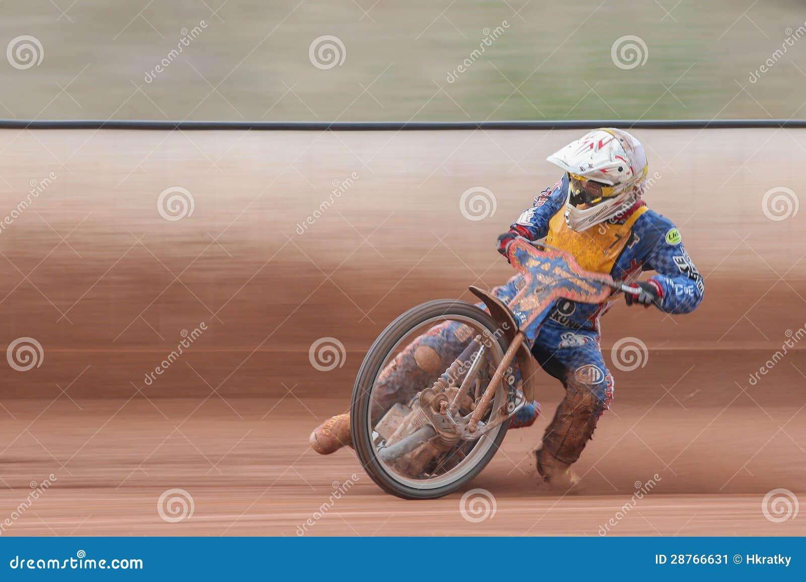 Het Kampioenschap 2012 van de speedwaybaan