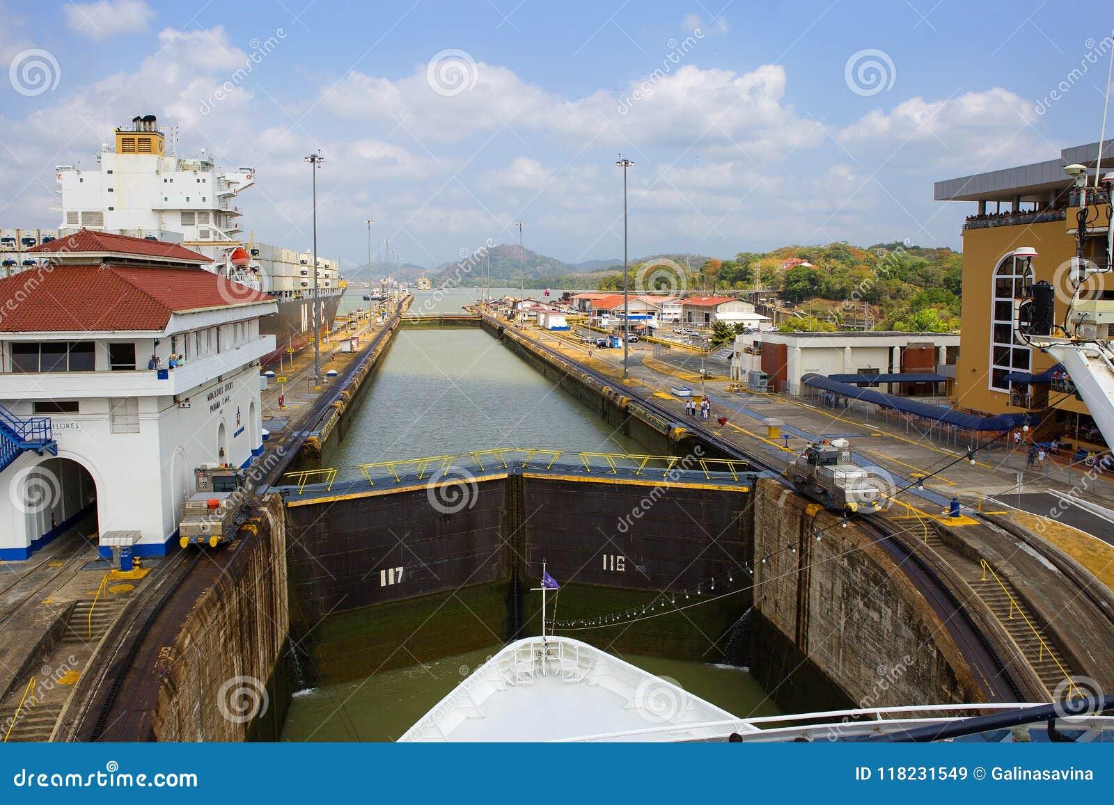 Het Kanaal van Panama, Miraflores-sloten