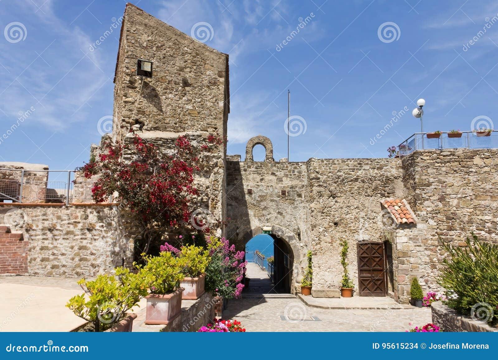 Het Kasteel van Agropoliaragonese